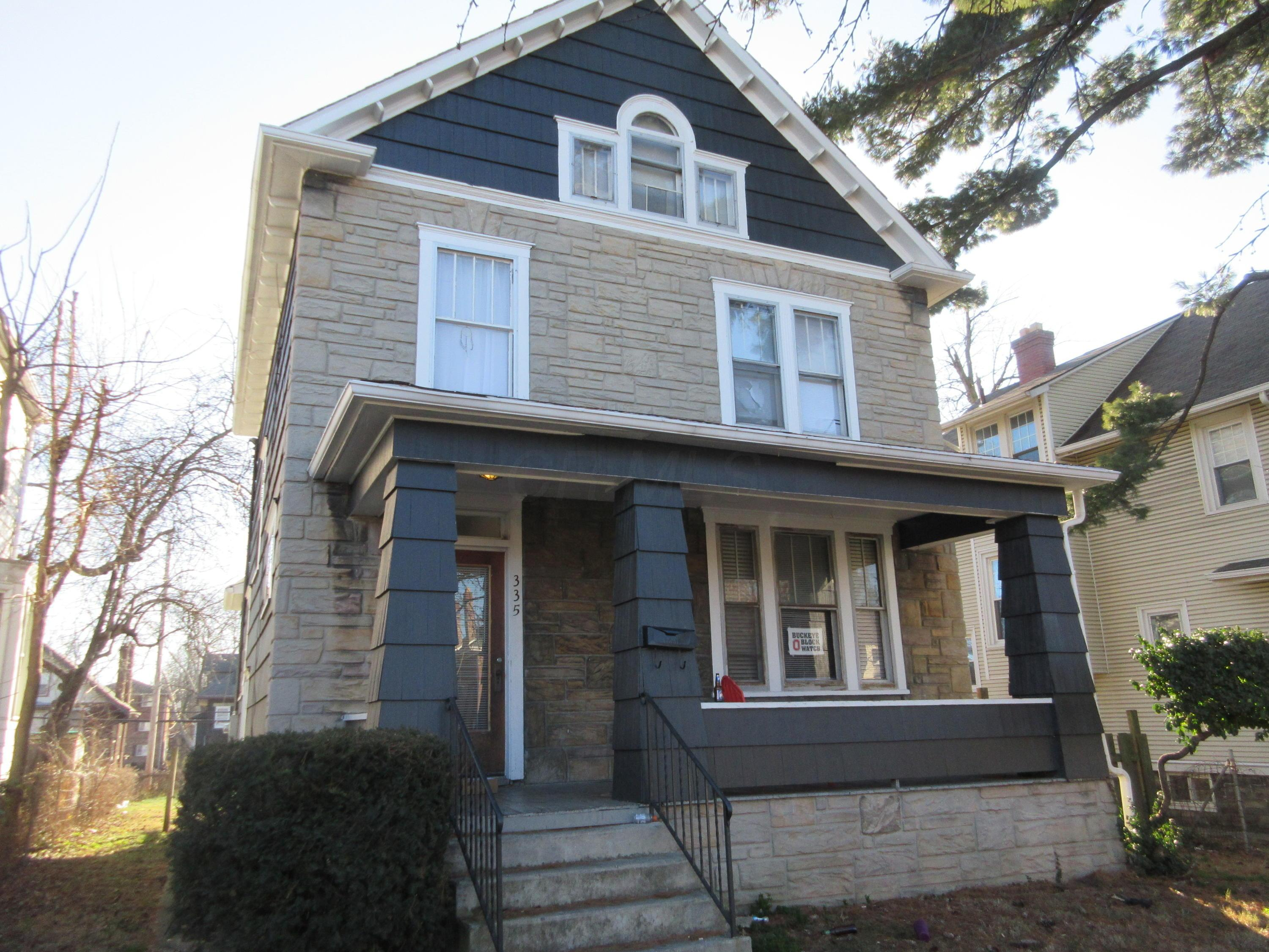 Photo of home for sale at 335 19th Avenue E, Columbus OH