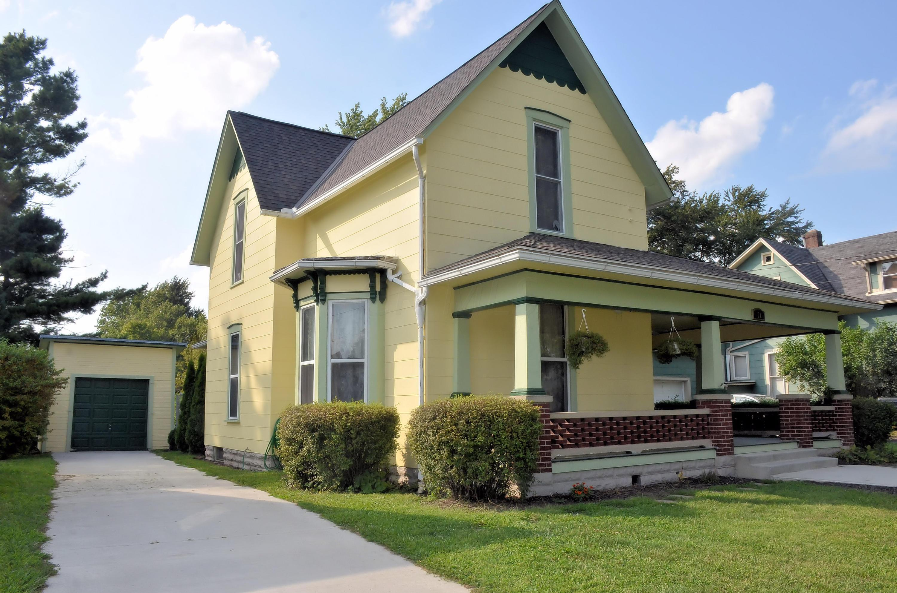 Photo of home for sale at 71 Mill Street S, Milford Center OH