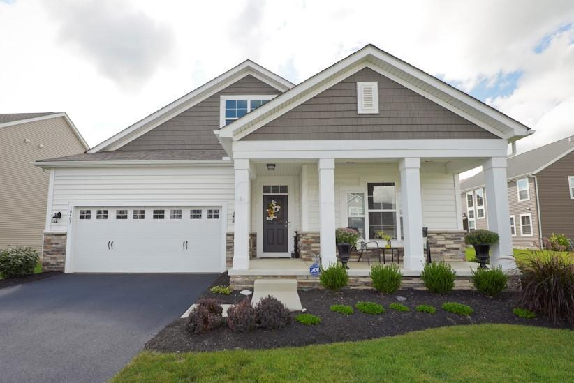 Photo of home for sale at 10407 Hazelnut Drive, Plain City OH