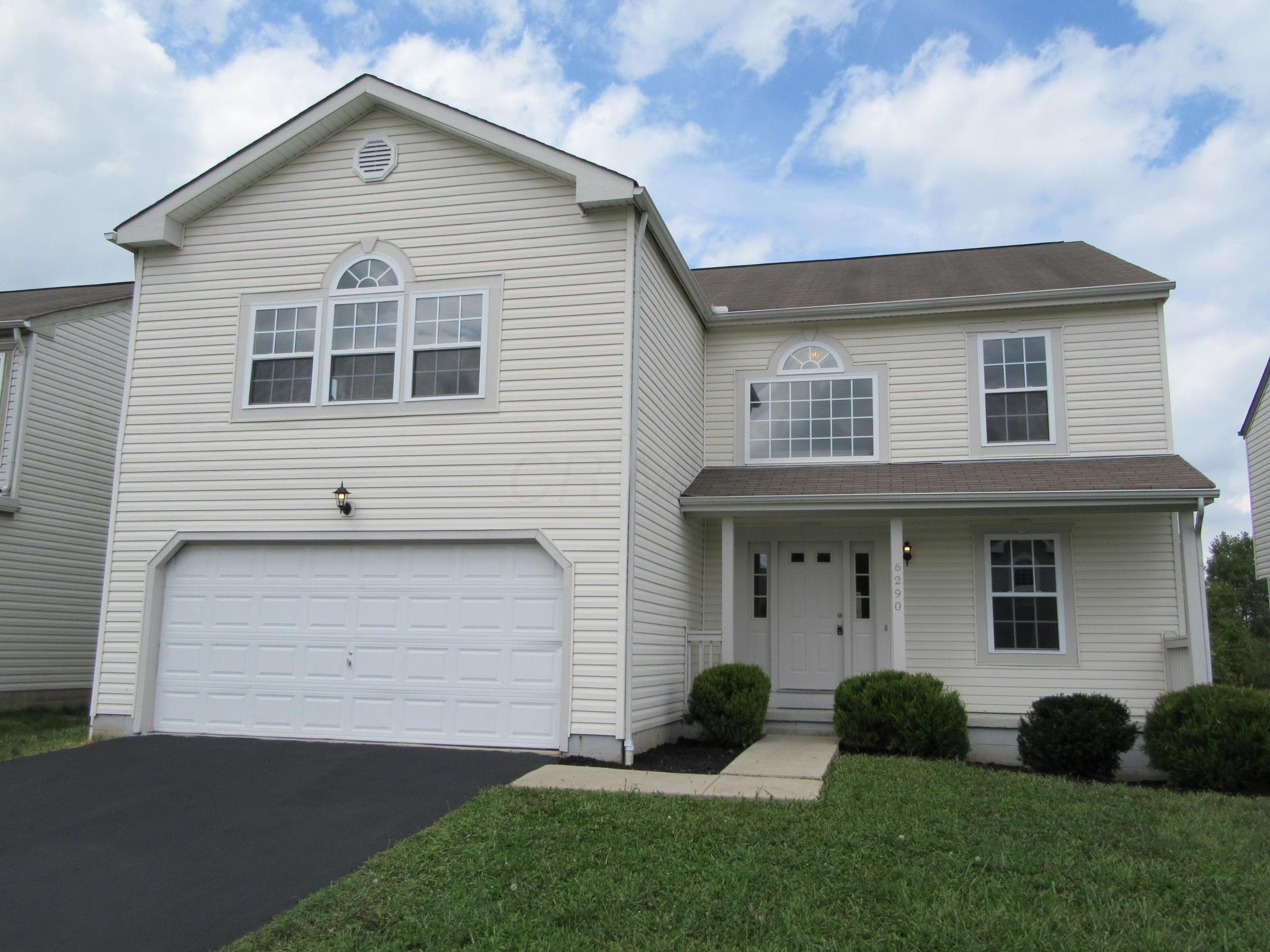 Photo of home for sale at 6290 Bellinger Drive, Galloway OH