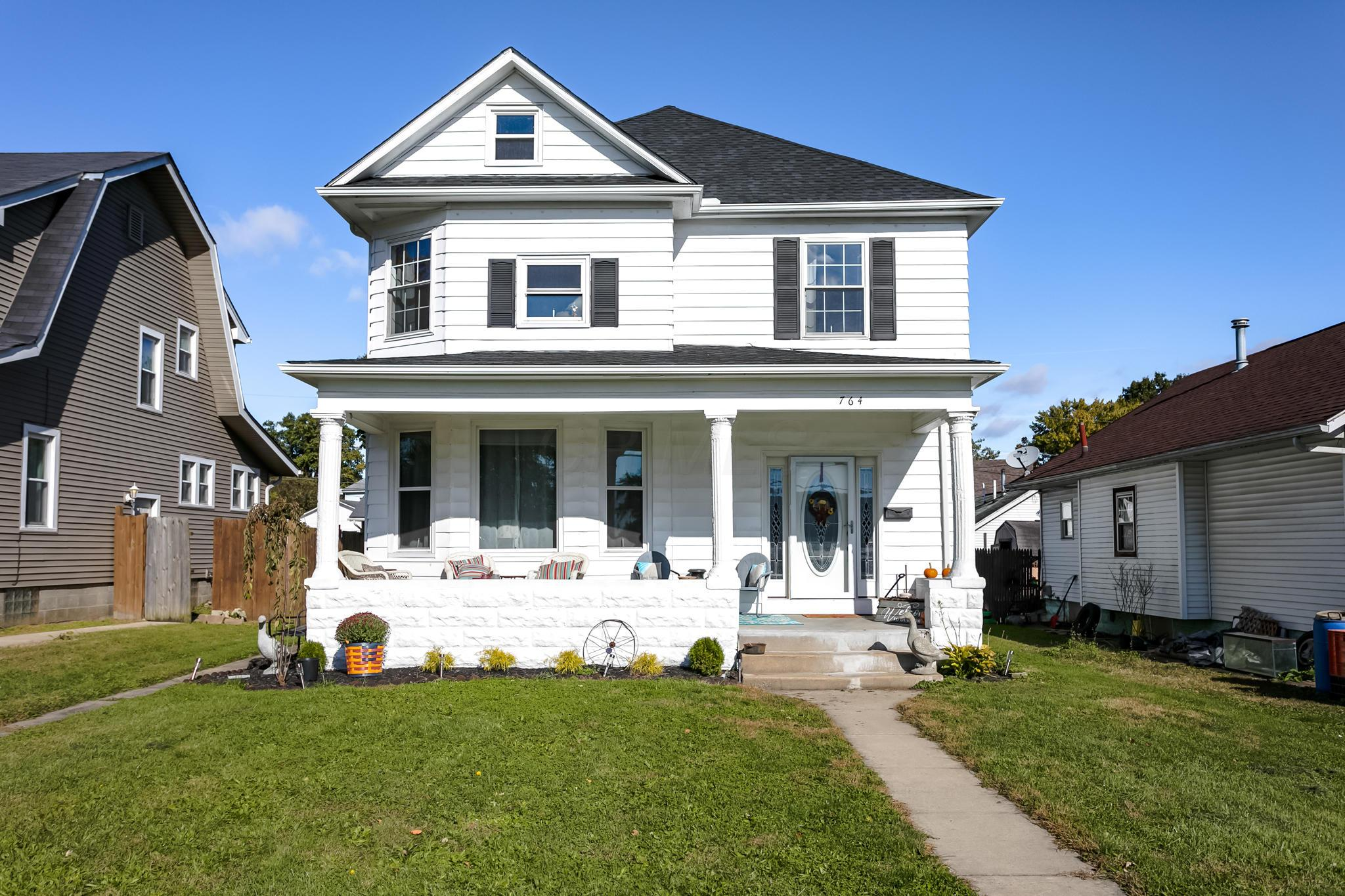 Home For Sale At Sold 764 E Main Street Newark Oh 43055 Gorsuch