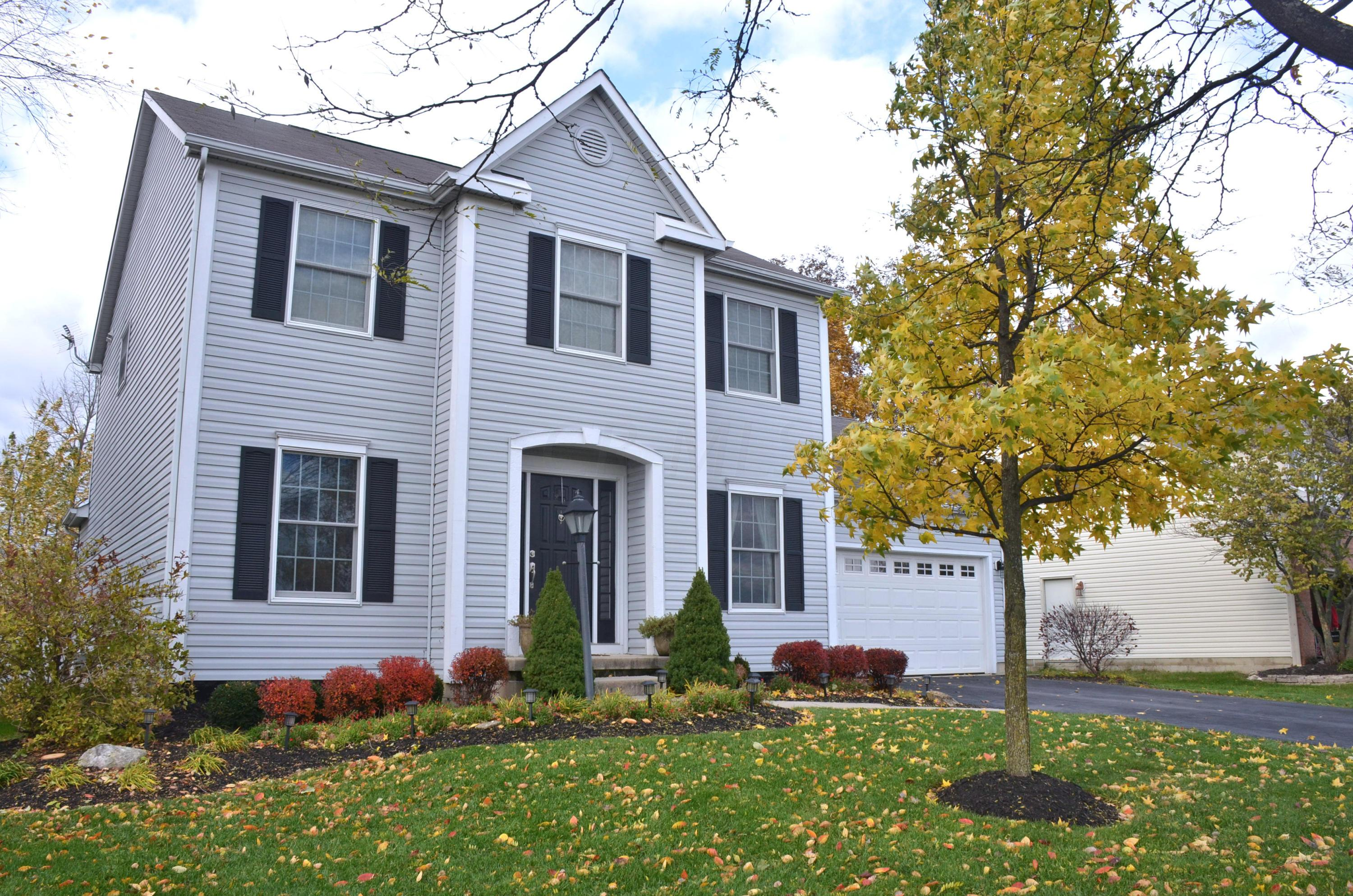Photo of home for sale at 1961 Creekview Drive, Marysville OH