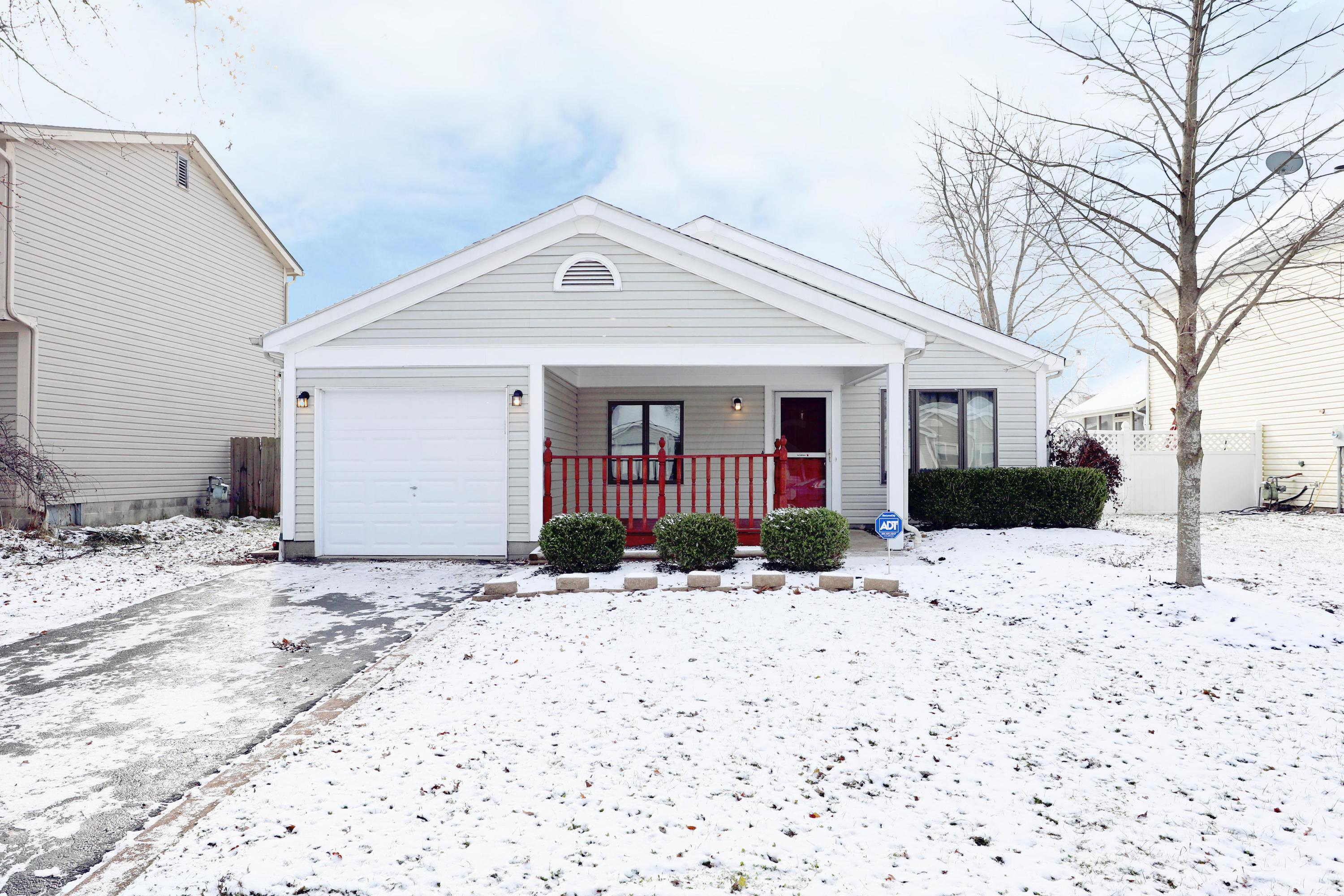 Photo of home for sale at 2457 Dunsworth Drive, Columbus OH