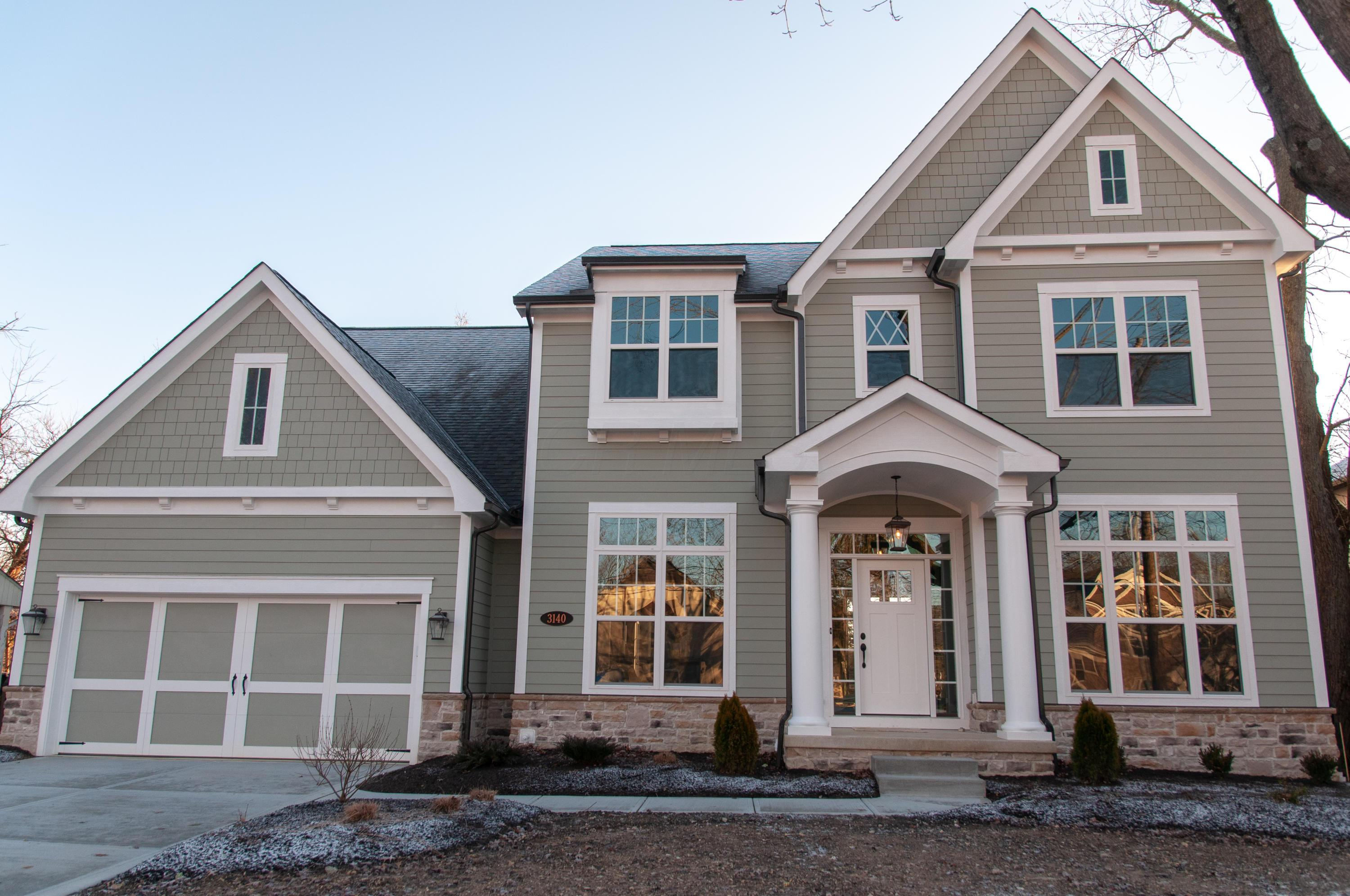 Photo of home for sale at 3140 Asbury Drive, Upper Arlington OH