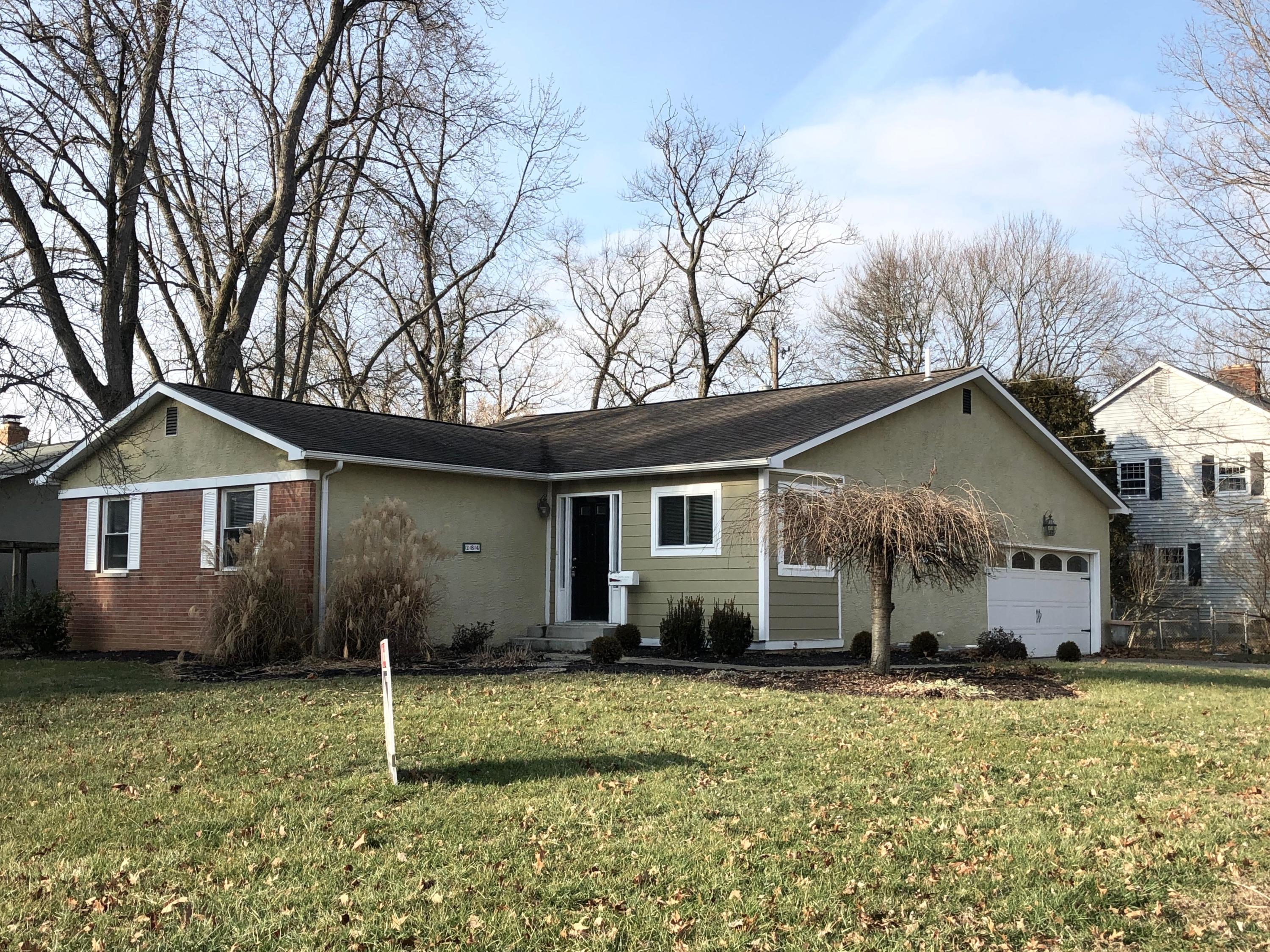 Photo of home for sale at 184 Melbourne Place, Worthington OH