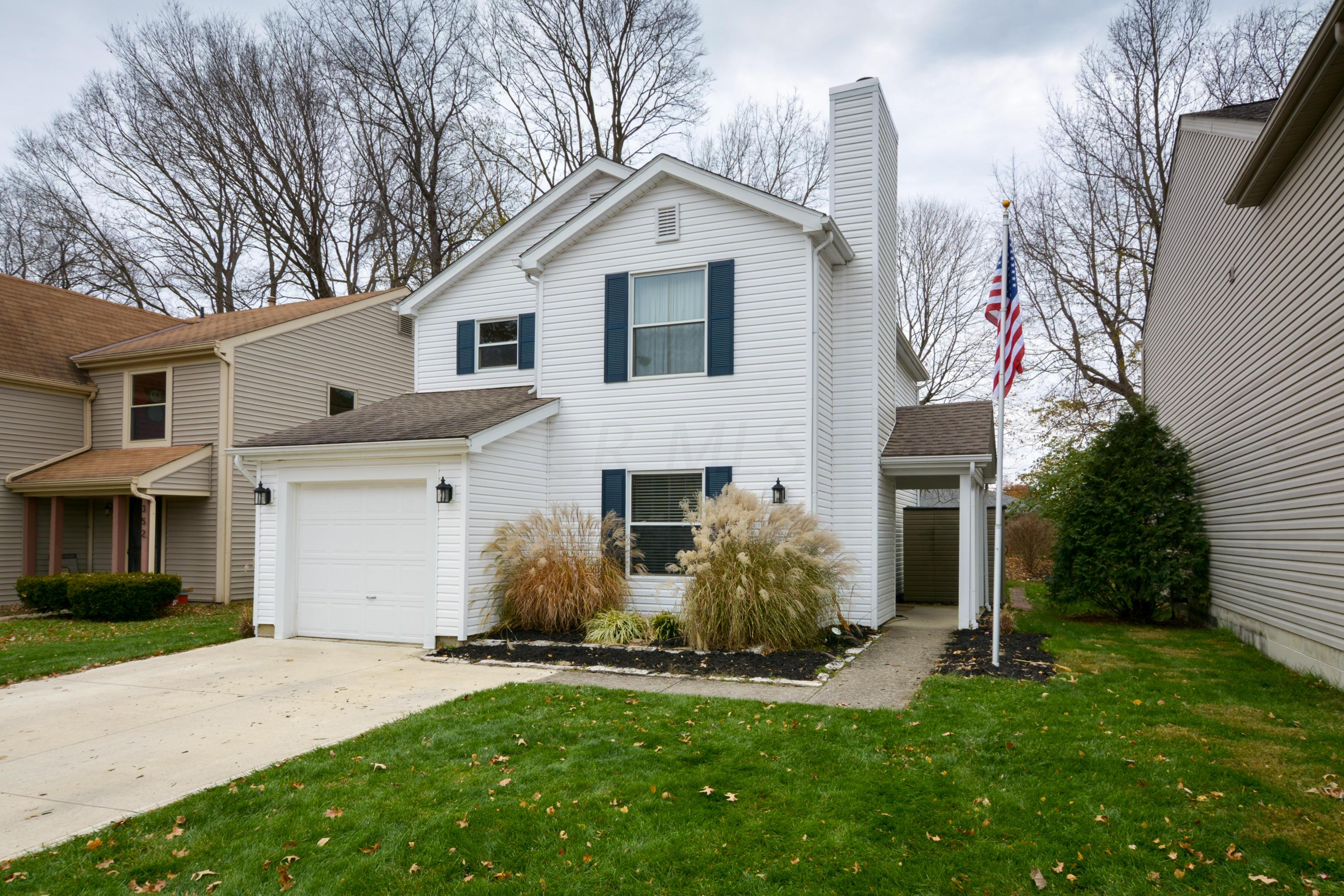 Stupendous Home For Sale At Sold 346 Halsbury Circle Gahanna Oh Best Image Libraries Sapebelowcountryjoecom