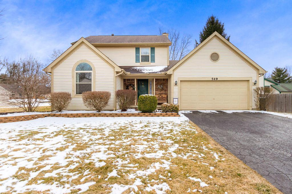 Photo of 549 Gahanna Highlands Drive, Gahanna, OH 43230