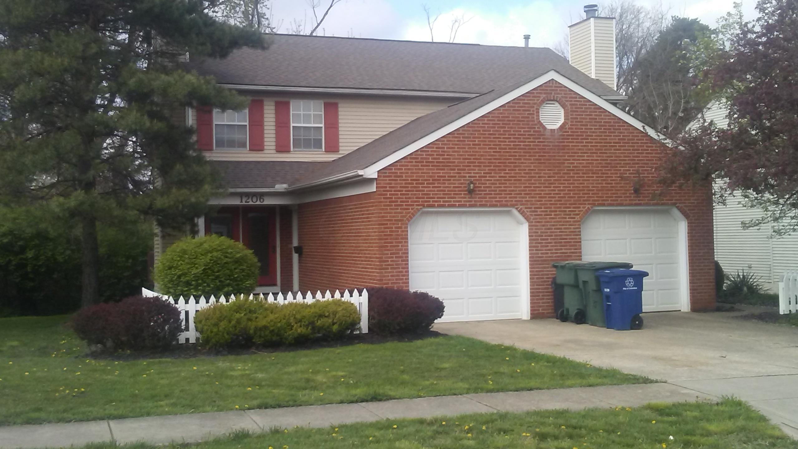 1204-1206 Weybridge Road, Columbus, Ohio