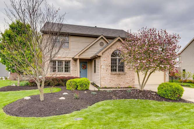 Photo of 248 Briarbend Boulevard, Powell, OH 43065