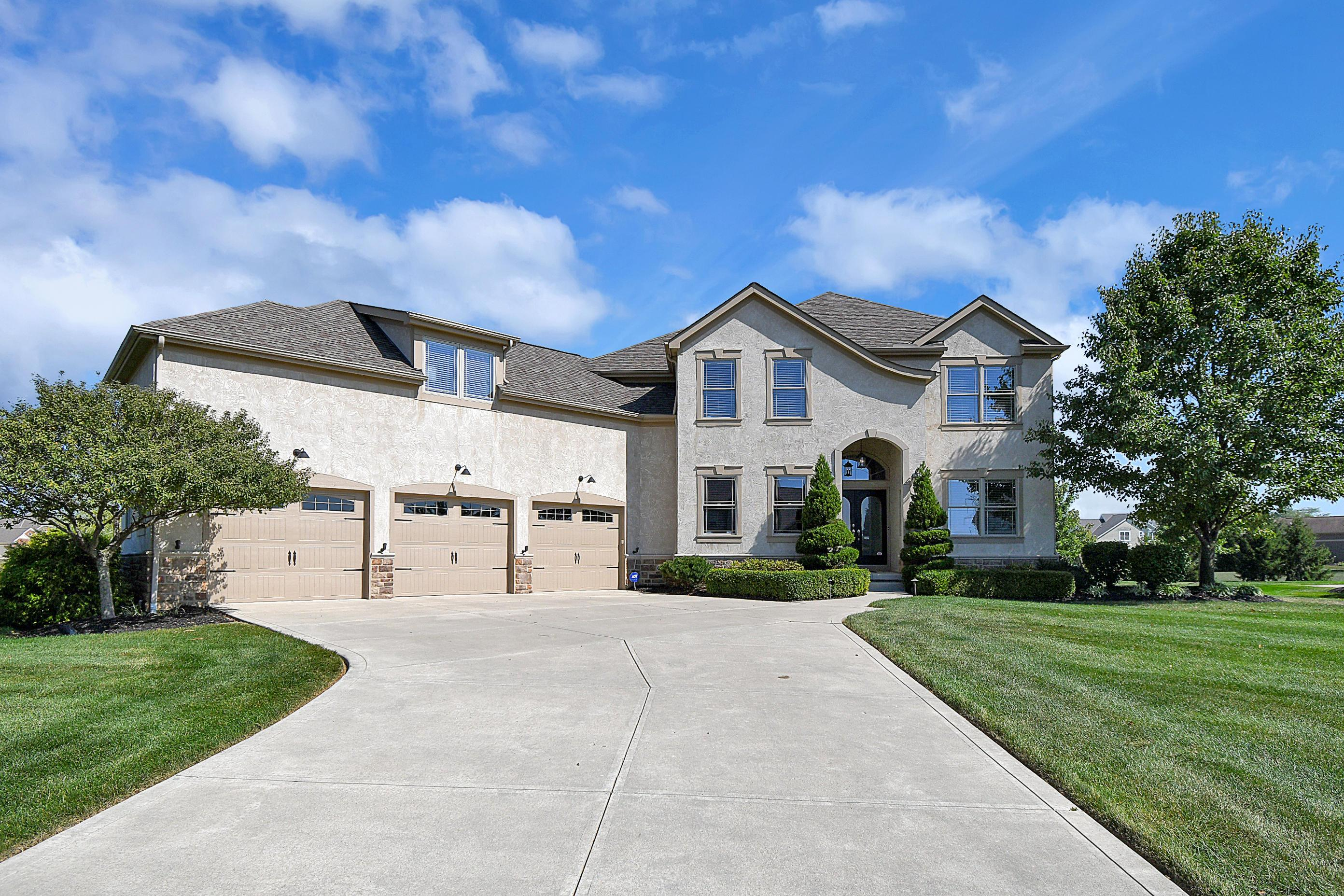 Photo of 4593 Hunters Bend, Powell, OH 43065