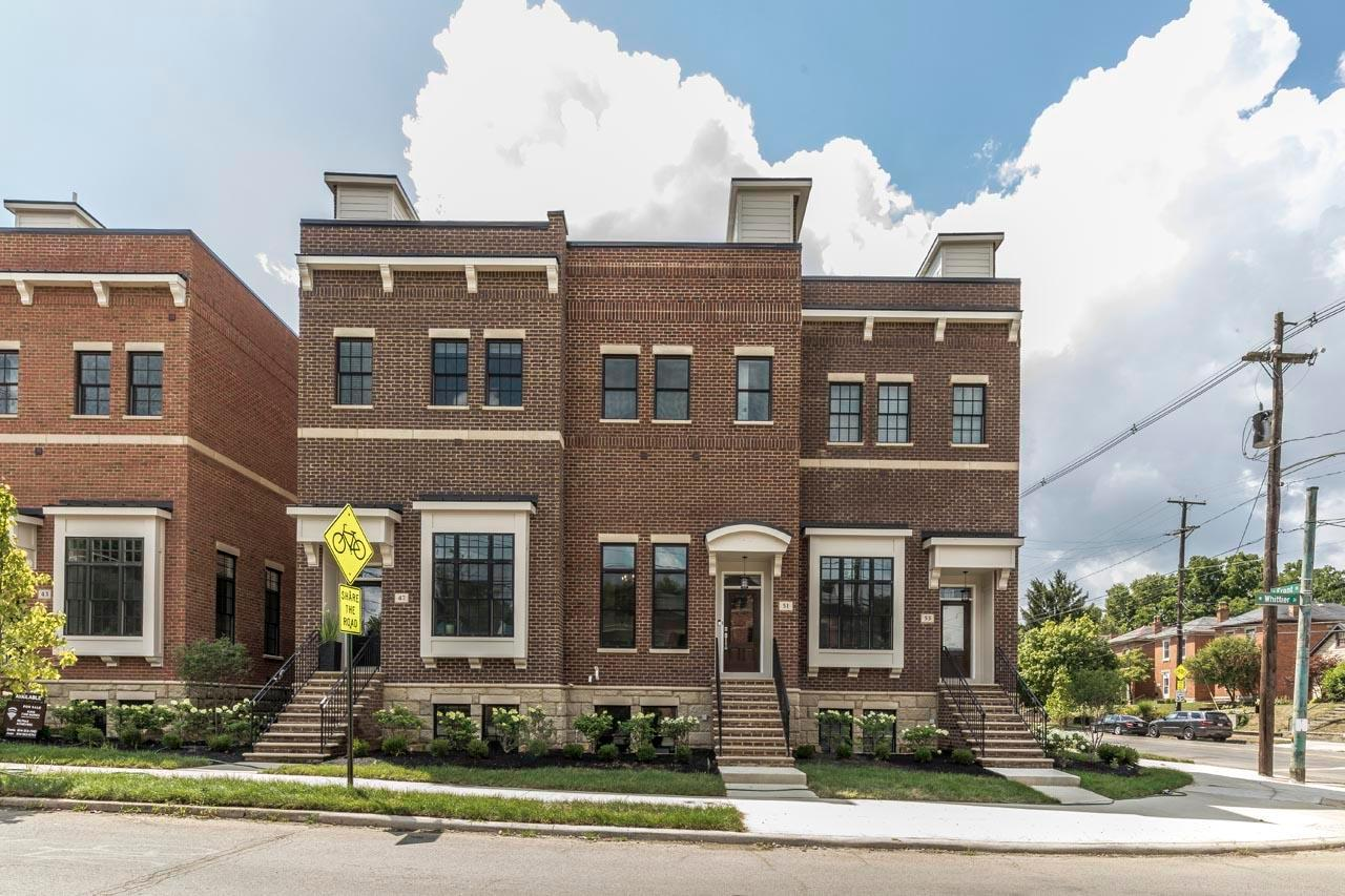 Condo Shared Wall for sale 905 Wall Street, Columbus, OH 43206, MLS# 220027146
