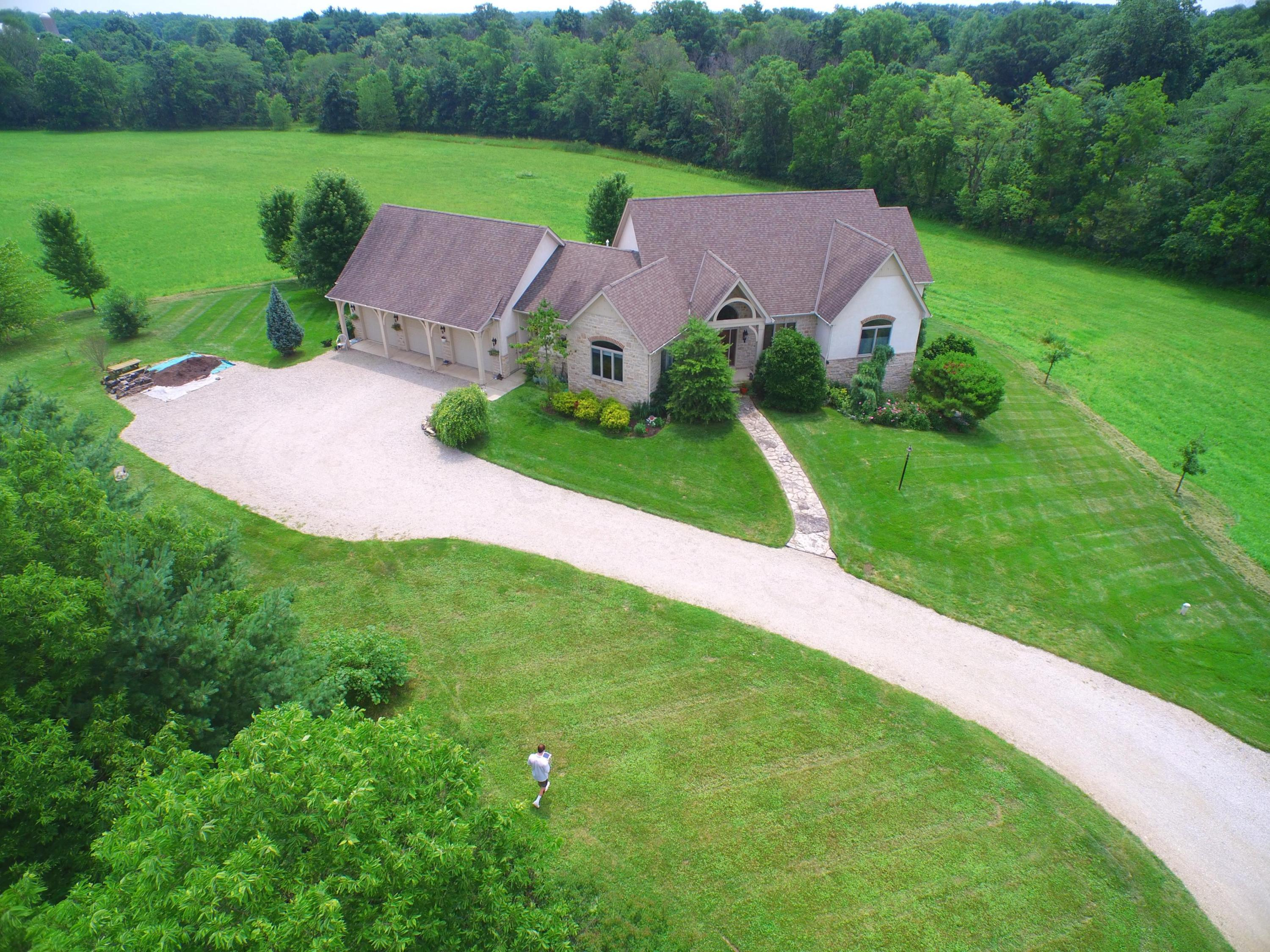 Single Family Freestanding for sale 10319 Larcomb Road, Marysville, OH 43040, MLS# 220037823