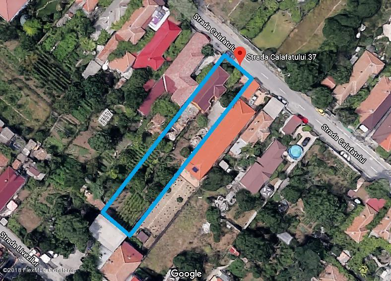 Vanzare Teren Intravilan 918.75 m² - Viile Noi, Constanta