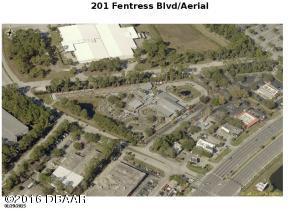 201 Fentress Boulevard