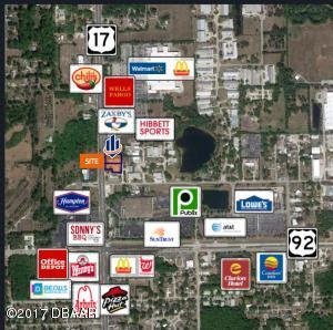 Property for sale at 1605 Woodland Boulevard, Deland,  FL 32720