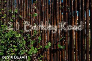 21Berkley Road