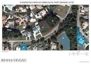 Property for sale at 2749 Spruce Creek Boulevard, Port Orange,  FL 32128