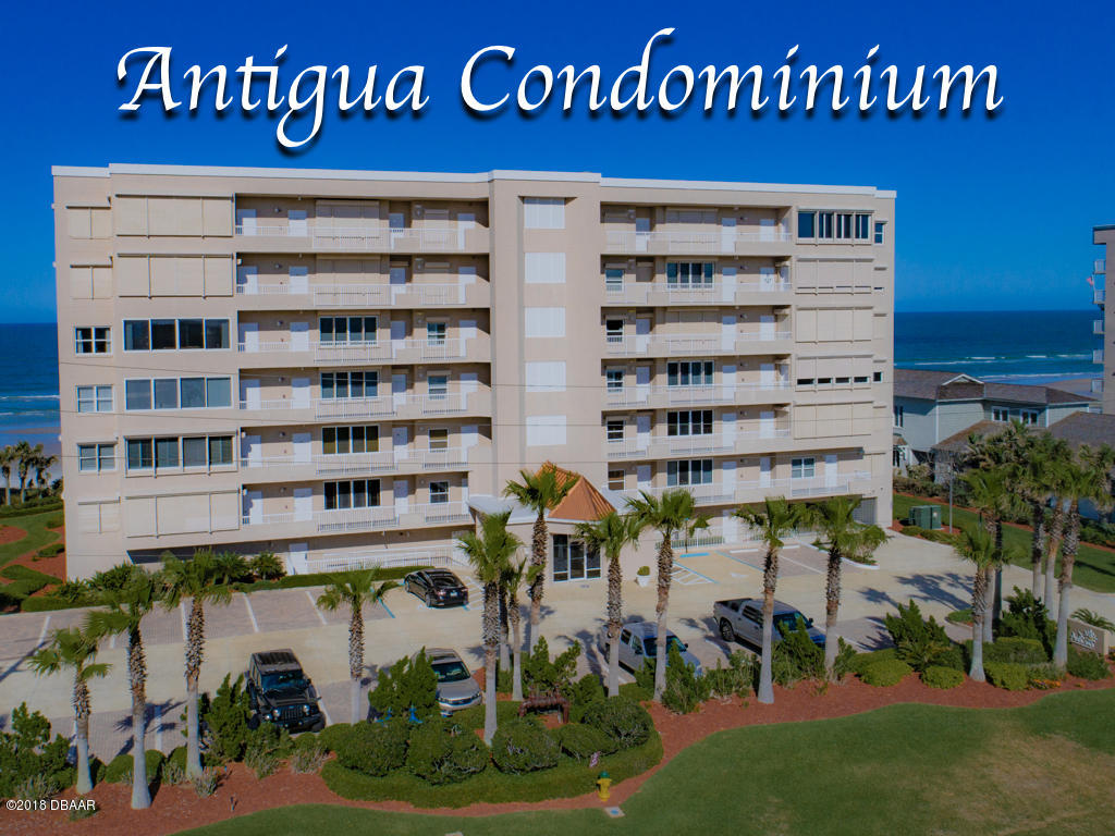 Photo of home for sale at 4757 AtlanticAvenue #502, Ponce Inlet FL