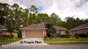 Property for sale at 59 Pergola Place, Ormond Beach,  FL 32174