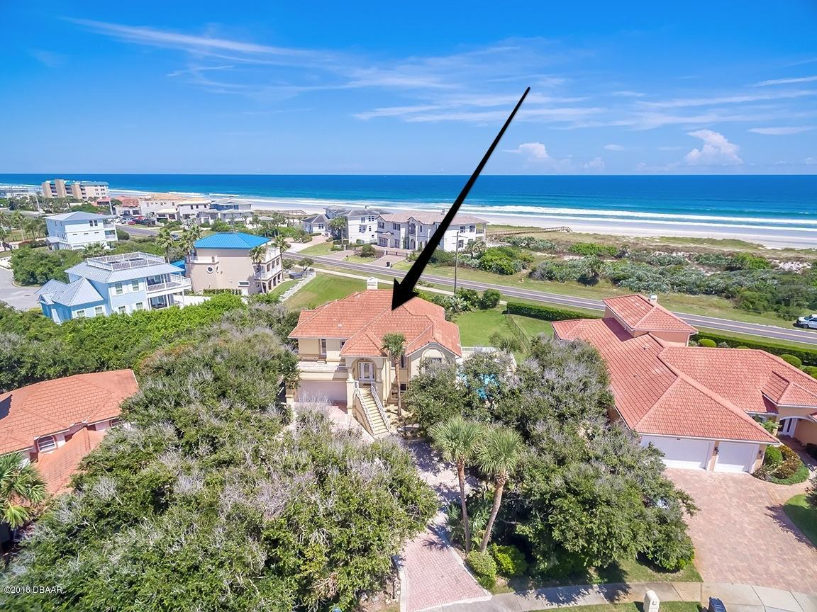 Photo of home for sale at 34 Coastal OaksCircle, Ponce Inlet FL