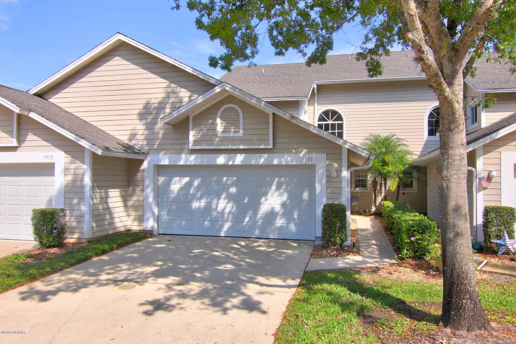 Photo of home for sale at 1977 RutgersPlace, Port Orange FL