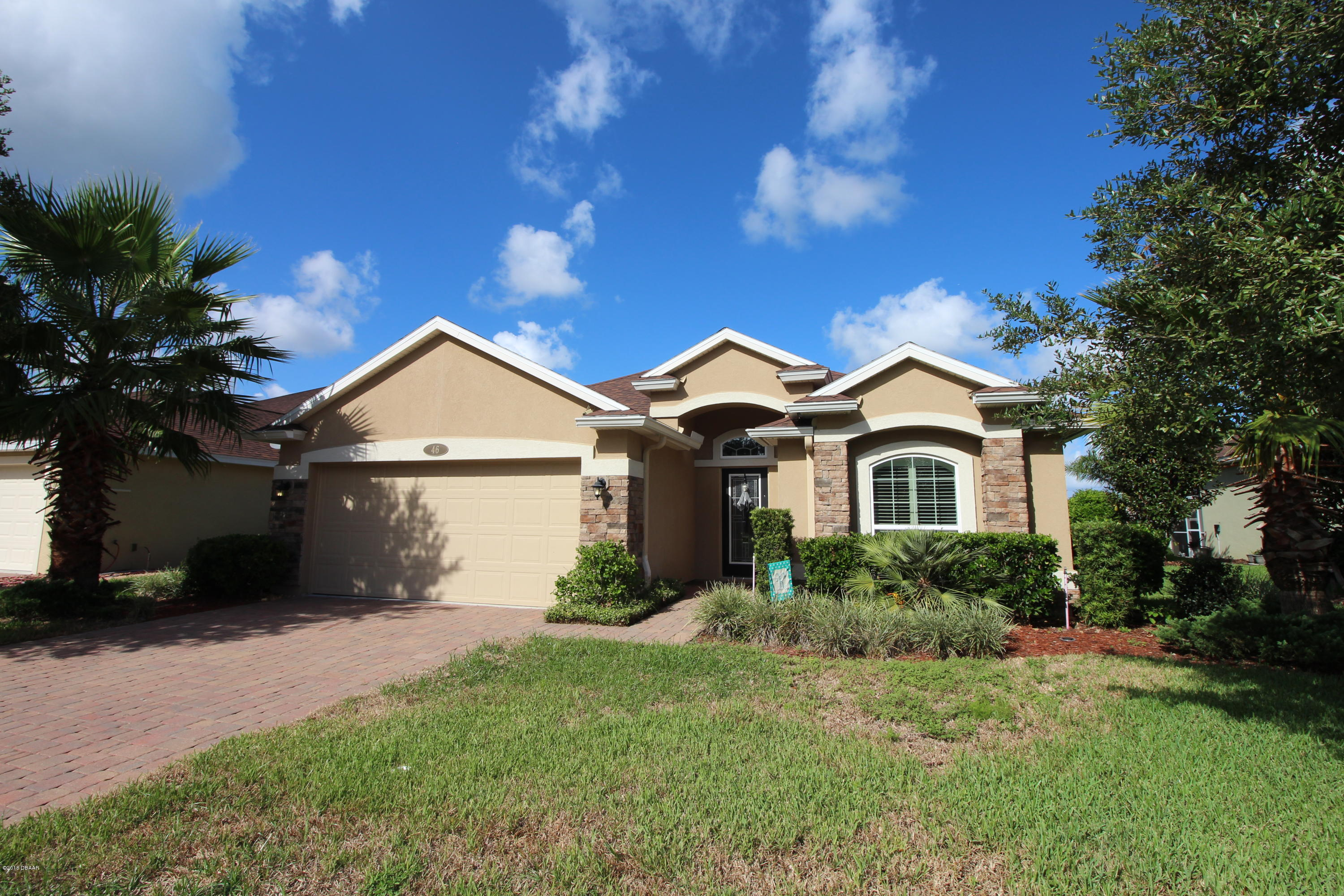 Photo of 46 Arrowhead Drive, Palm Coast, FL 32137