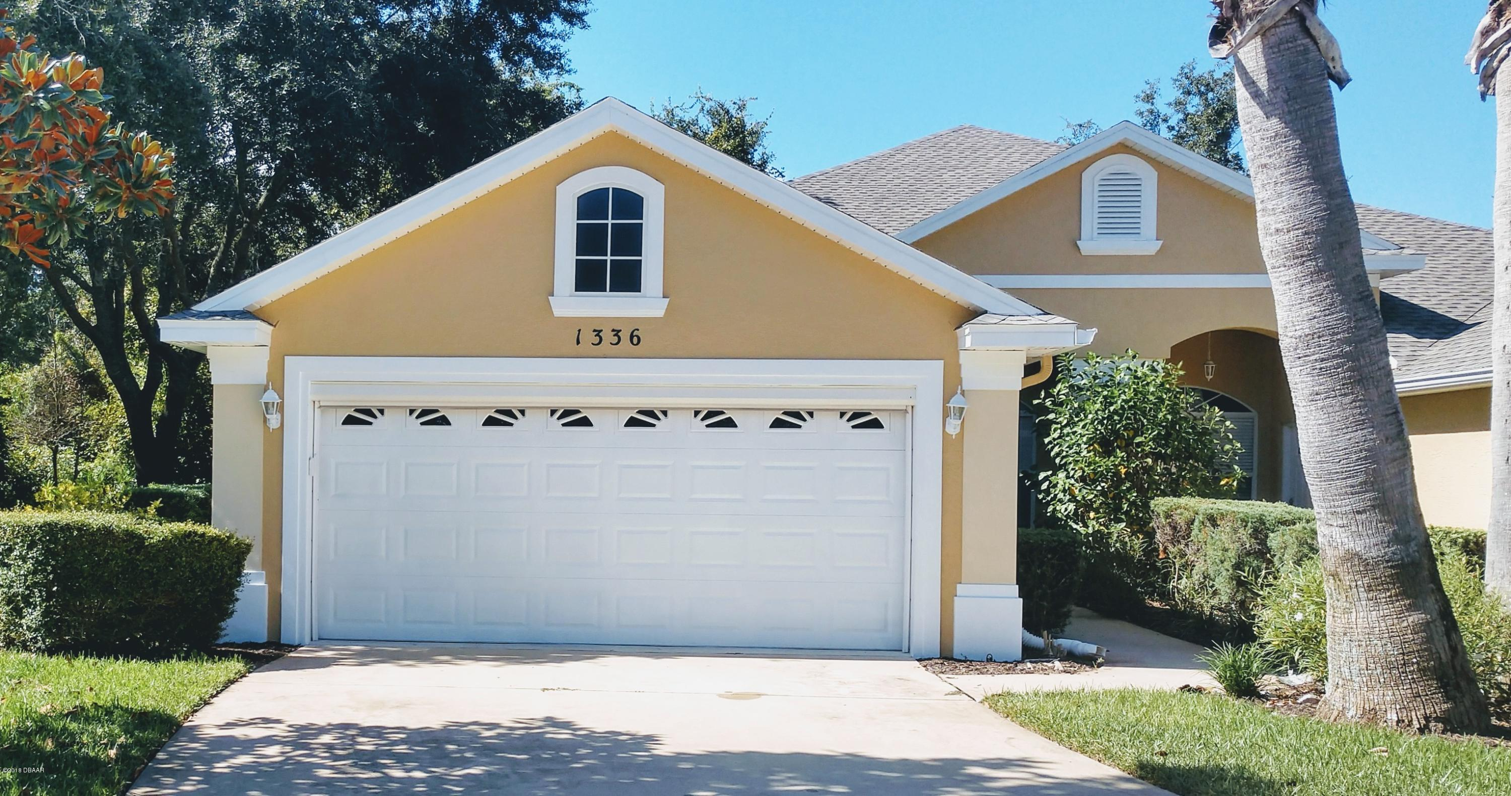 Photo of 1336 Asher Court, Ormond Beach, FL 32174