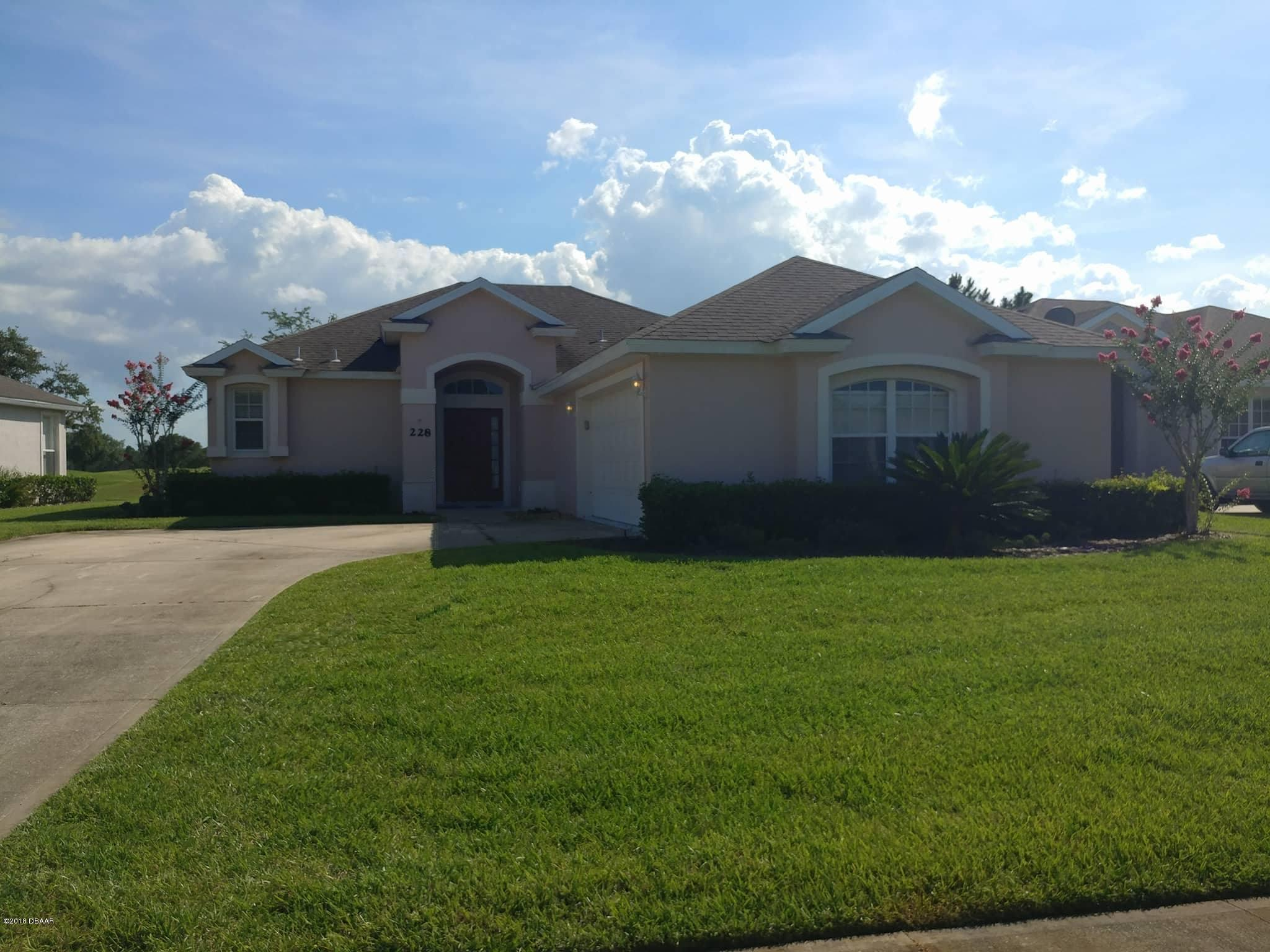 228  Perfect Drive, Daytona Beach in Volusia County, FL 32124 Home for Sale