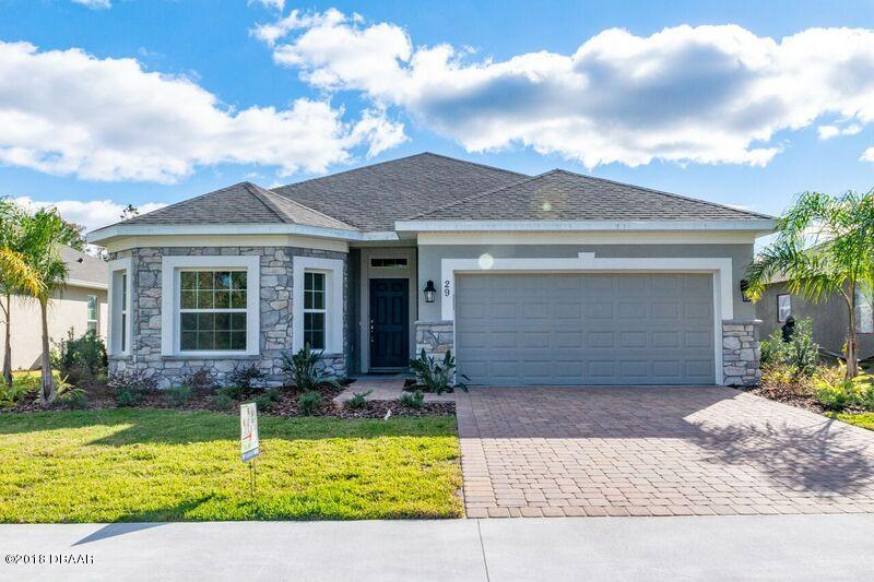 Photo of home for sale at 29 HuntingtonPlace, Ormond Beach FL