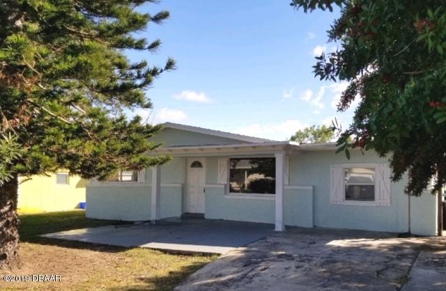 152  Ponce De Leon Drive, Ormond Beach in Volusia County, FL 32176 Home for Sale