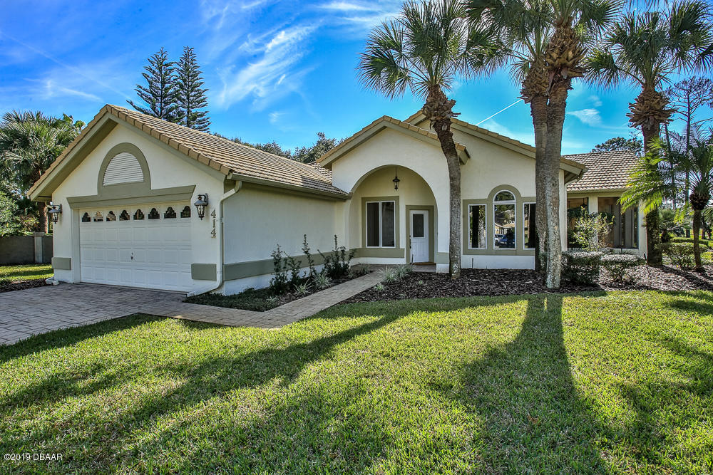 414  Long Cove Court, Ormond Beach in Volusia County, FL 32174 Home for Sale