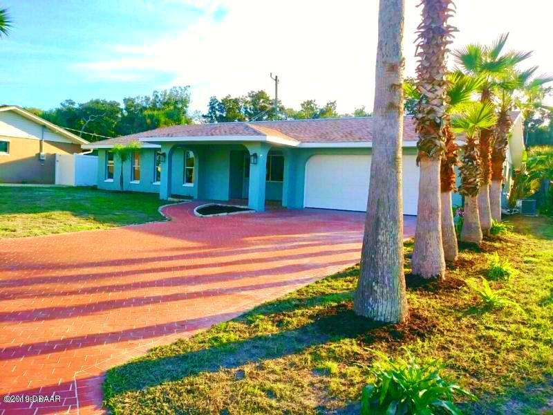 44  Sandra Drive, Ormond-By-The-Sea in Volusia County, FL 32176 Home for Sale