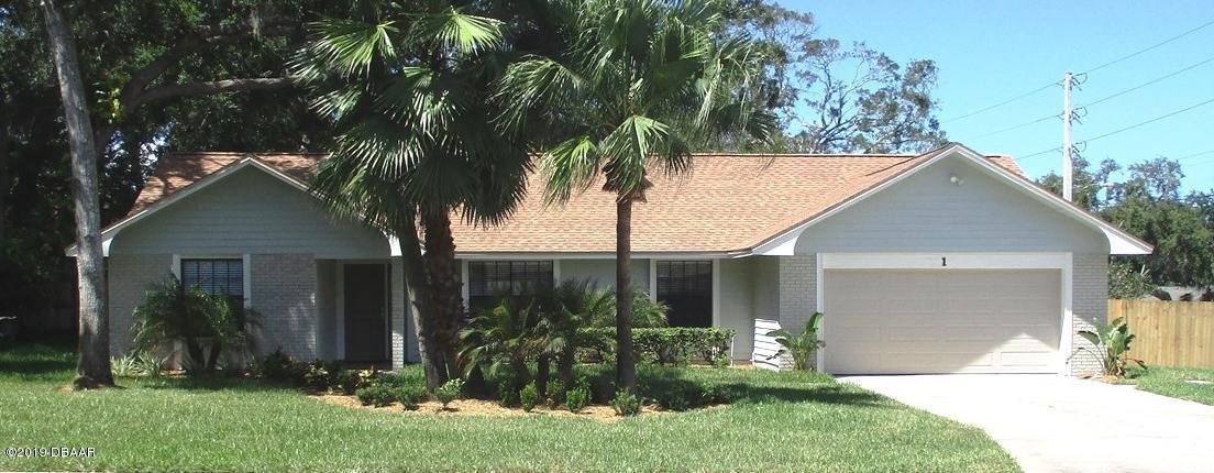 1  Larisa Terrace, Ormond Beach, Florida