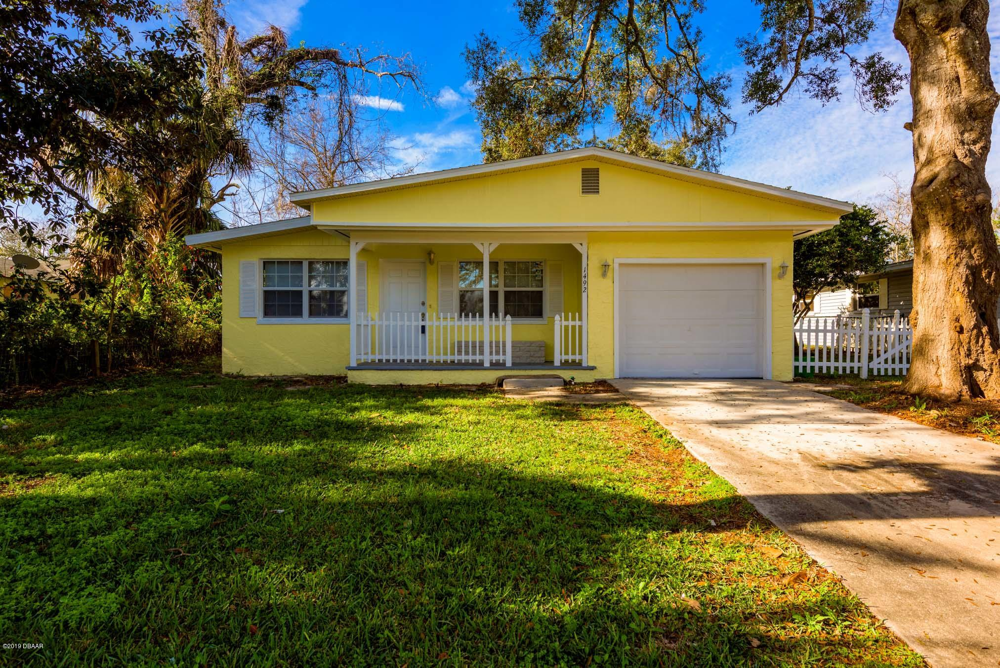 1492  Old Kings Road, Daytona Beach in Volusia County, FL 32117 Home for Sale