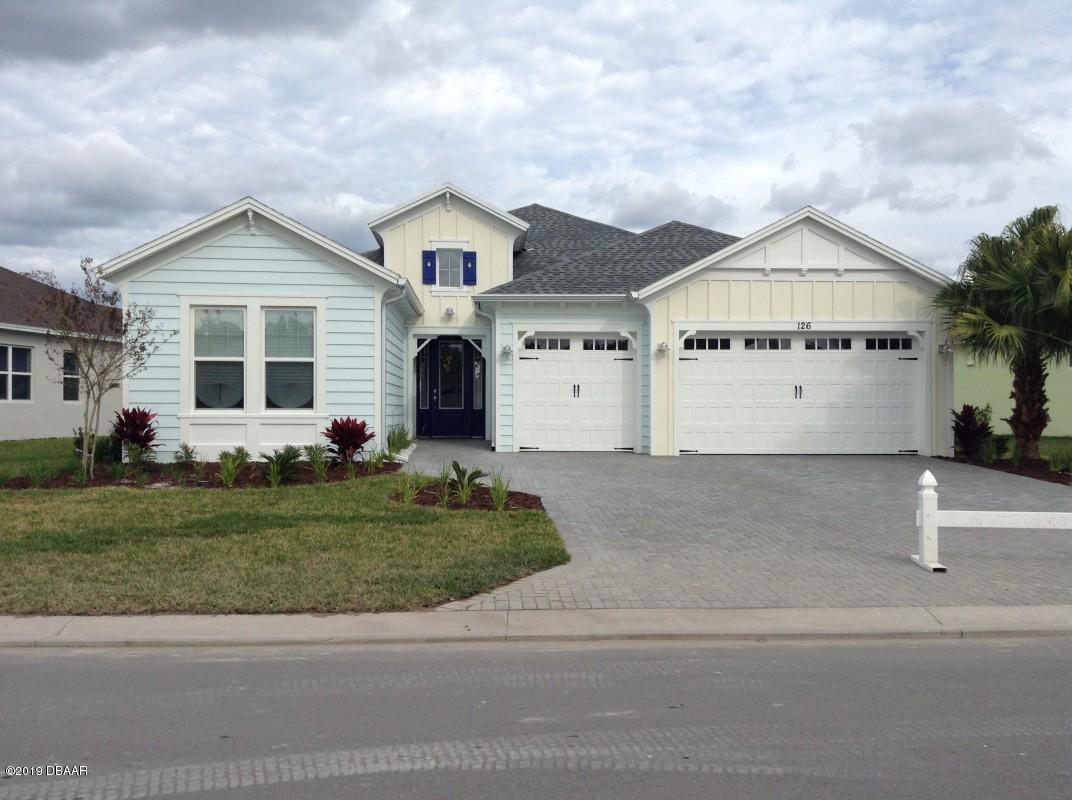 126  Island Breeze Avenue, Daytona Beach, Florida