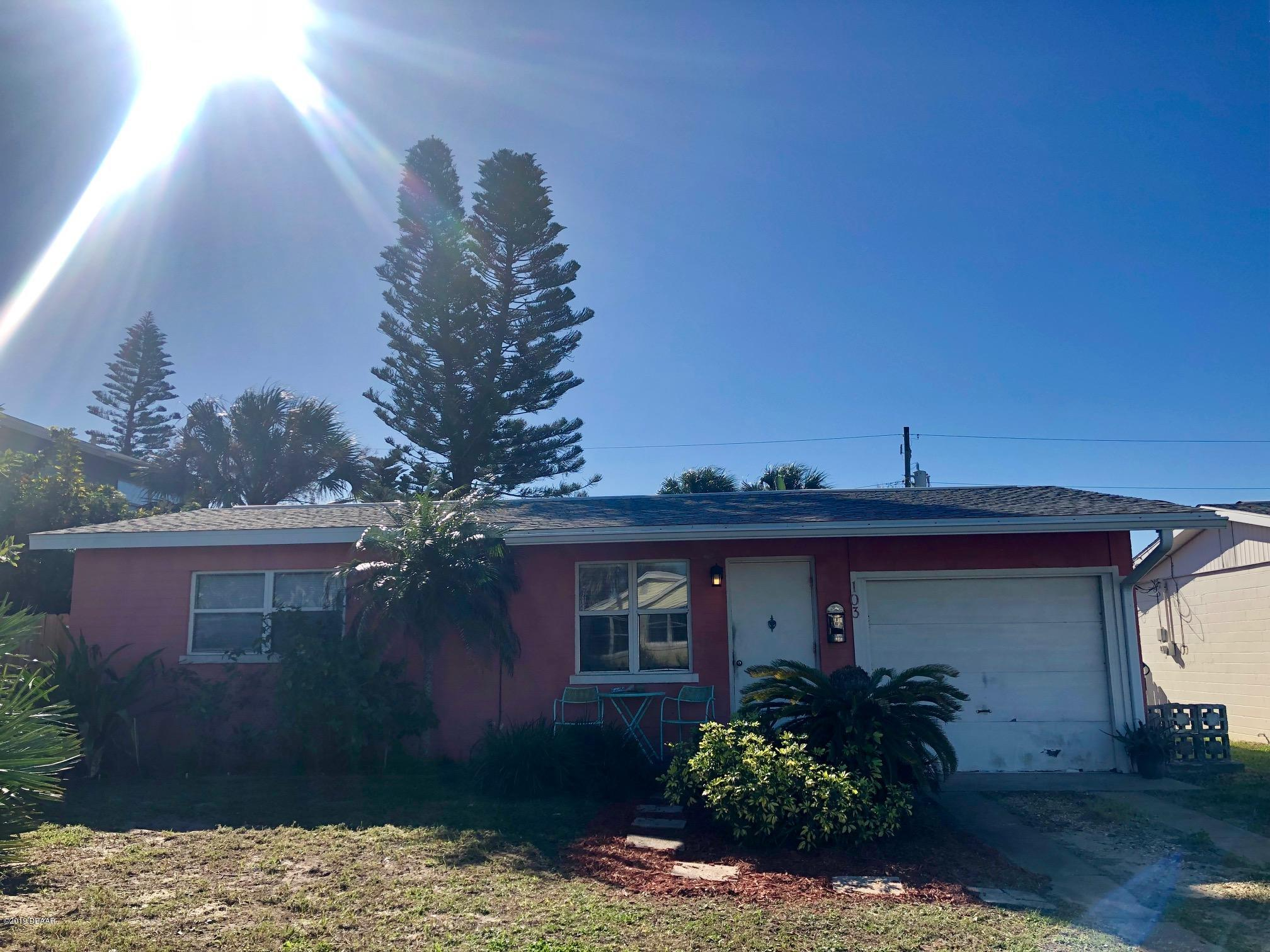 103  Holland Road, Ormond-By-The-Sea in Volusia County, FL 32176 Home for Sale