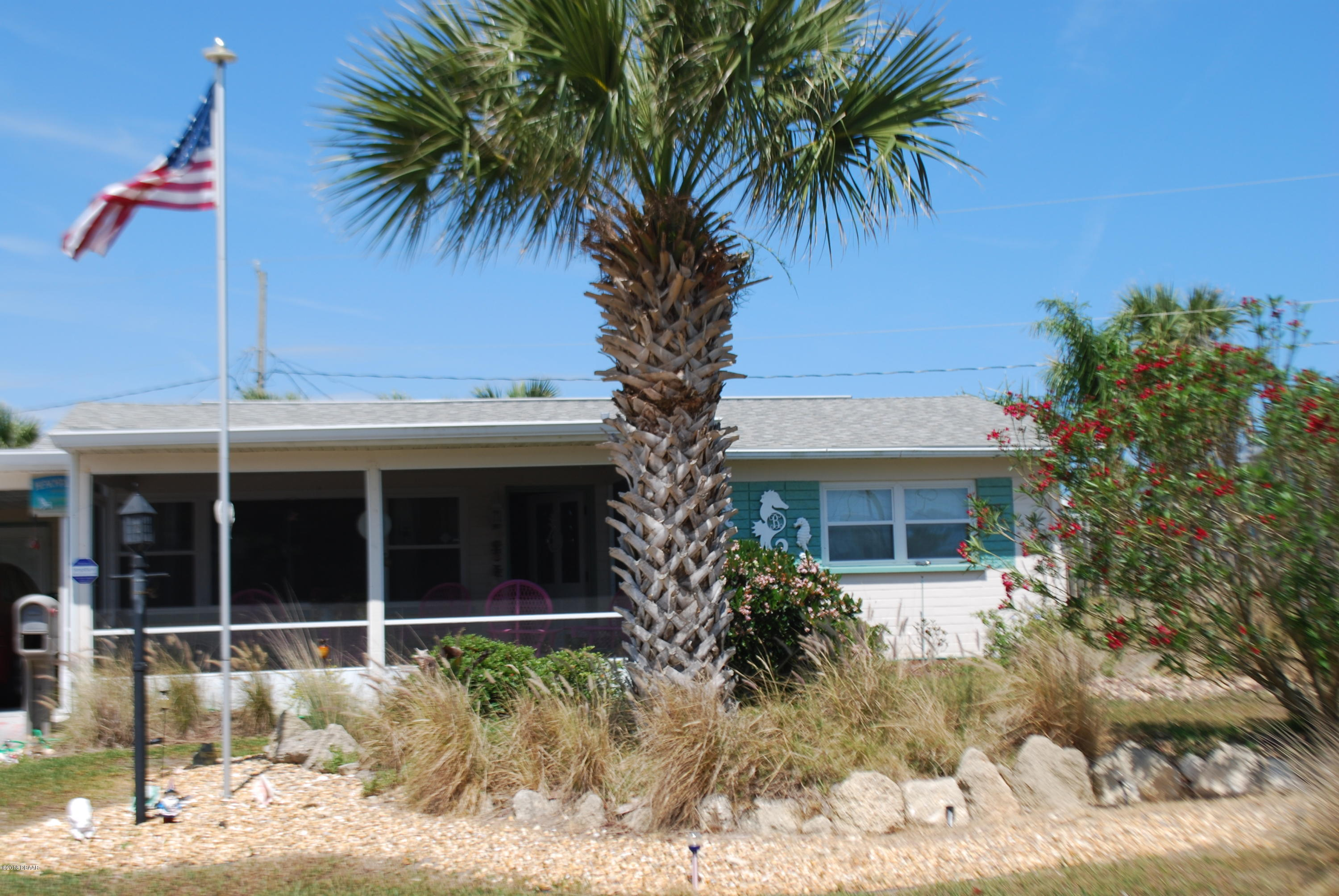 41  Seabreeze Drive, Ormond-By-The-Sea in Volusia County, FL 32176 Home for Sale