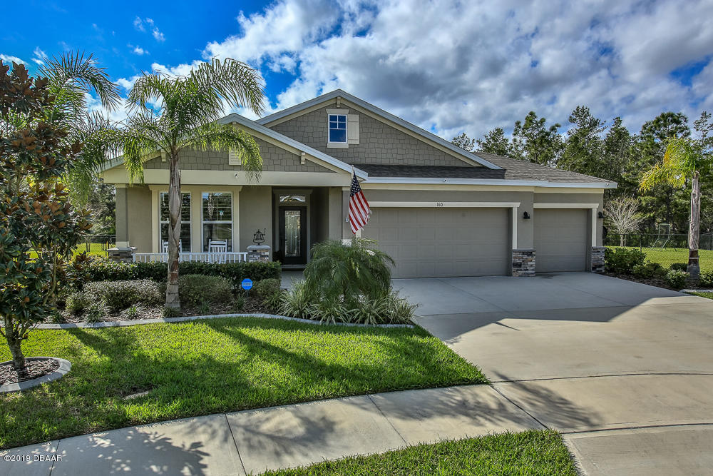160  River Manor Lane 32174 - One of Ormond Beach Homes for Sale
