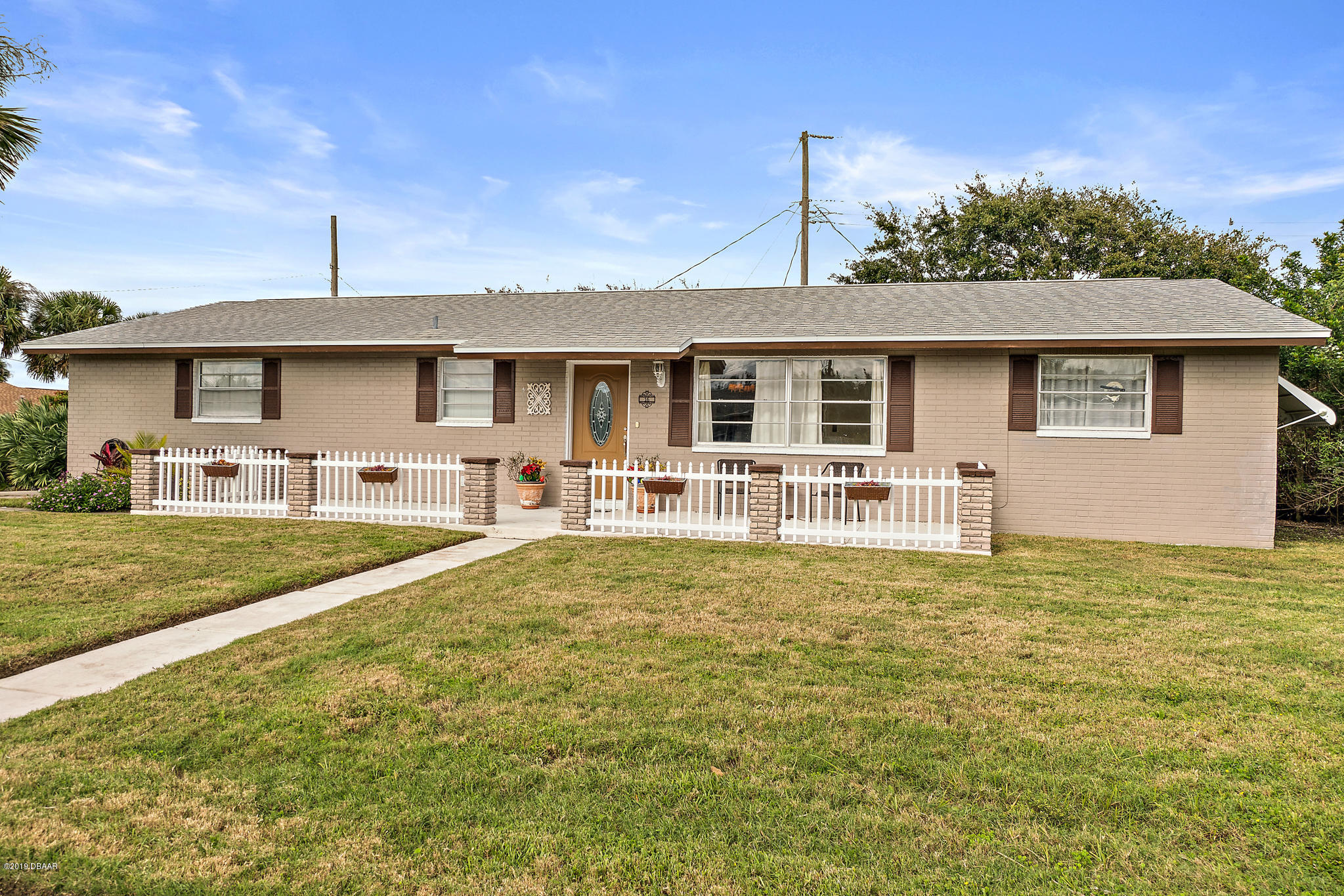 16  Starlight Drive, Ormond-By-The-Sea in Volusia County, FL 32176 Home for Sale