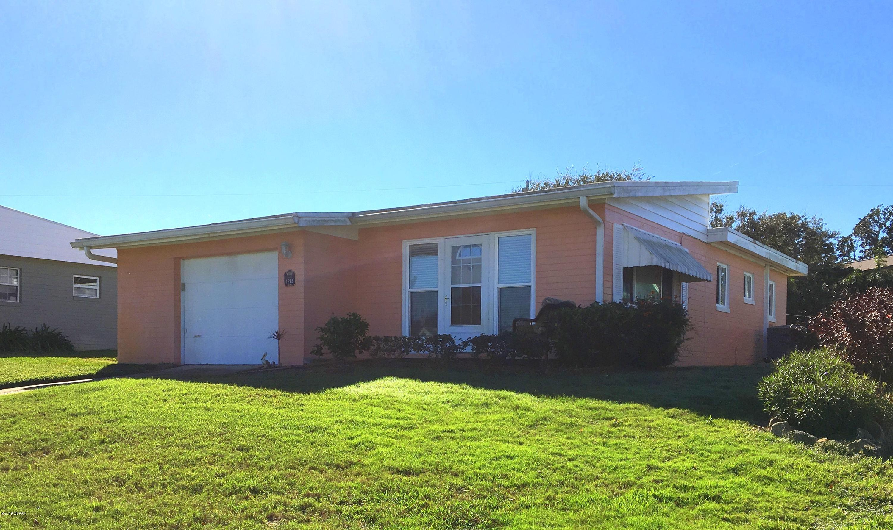 1212  Riverbreeze Boulevard, Ormond-By-The-Sea in Volusia County, FL 32176 Home for Sale