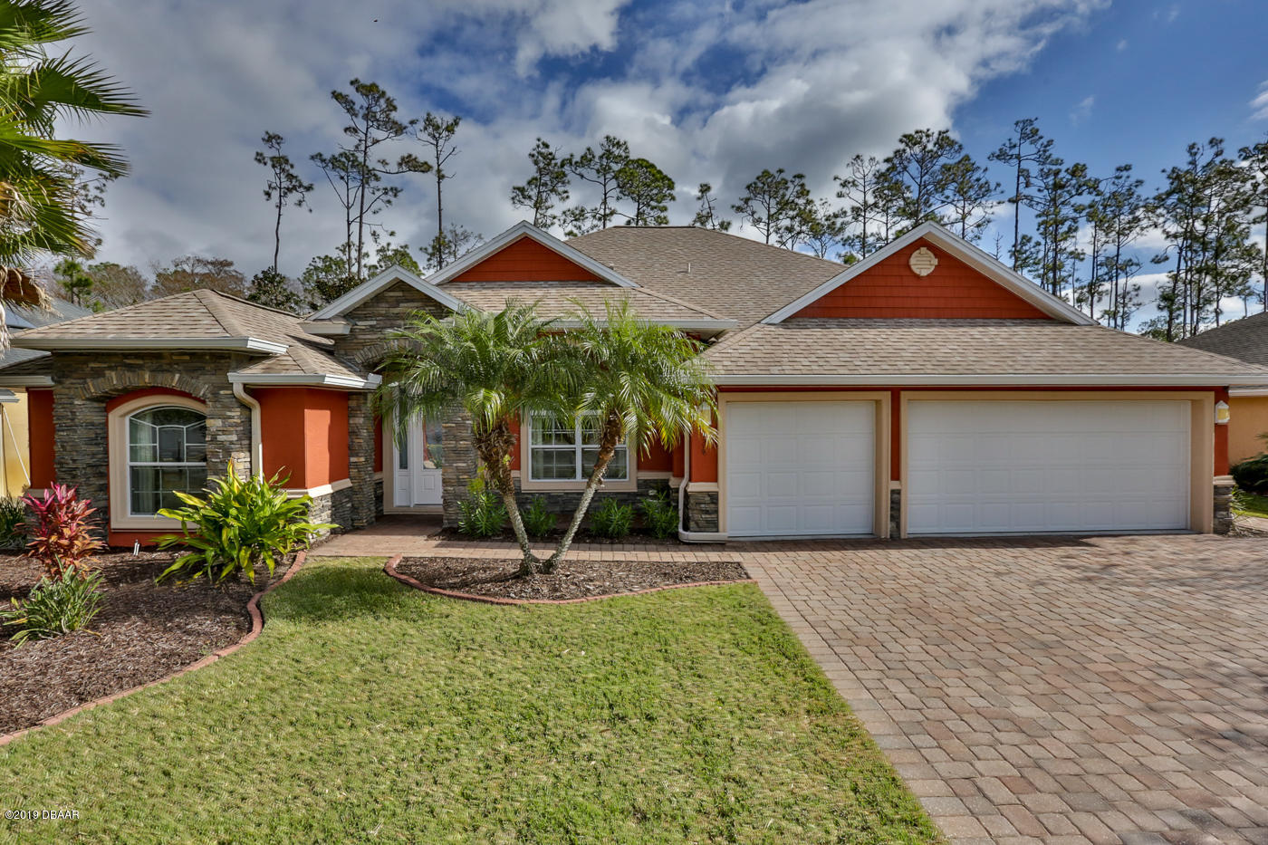 126  Creek Forest Lane, Ormond Beach in Volusia County, FL 32174 Home for Sale