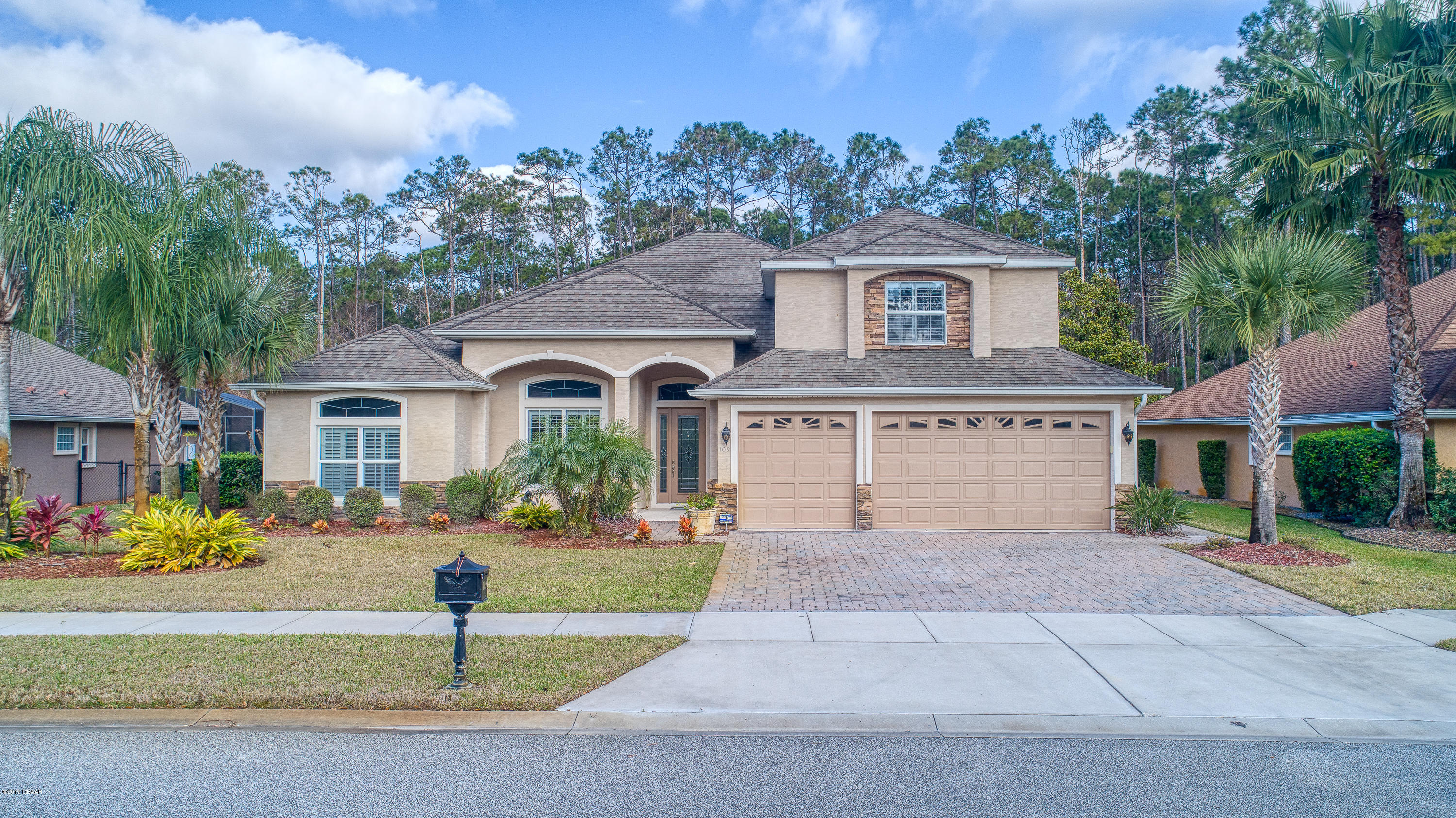 109  Creek Forest Lane, Ormond Beach in Volusia County, FL 32174 Home for Sale