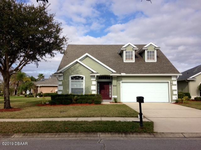 100  Opal Hill Circle, Daytona Beach in Volusia County, FL 32124 Home for Sale