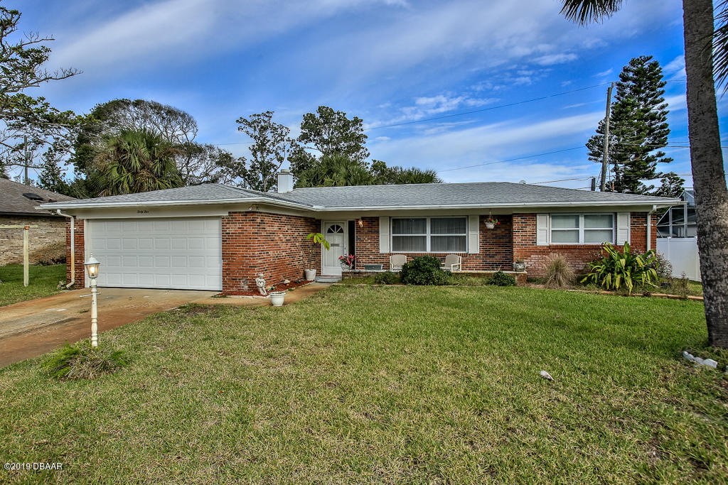 45  Longfellow Circle, Ormond-By-The-Sea in Volusia County, FL 32176 Home for Sale