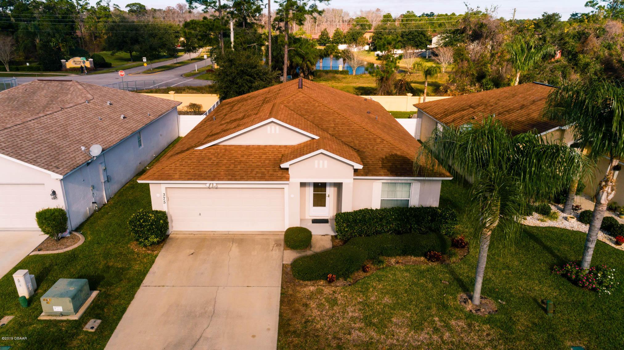 375  Dahoon Holly Drive, Daytona Beach in Volusia County, FL 32117 Home for Sale