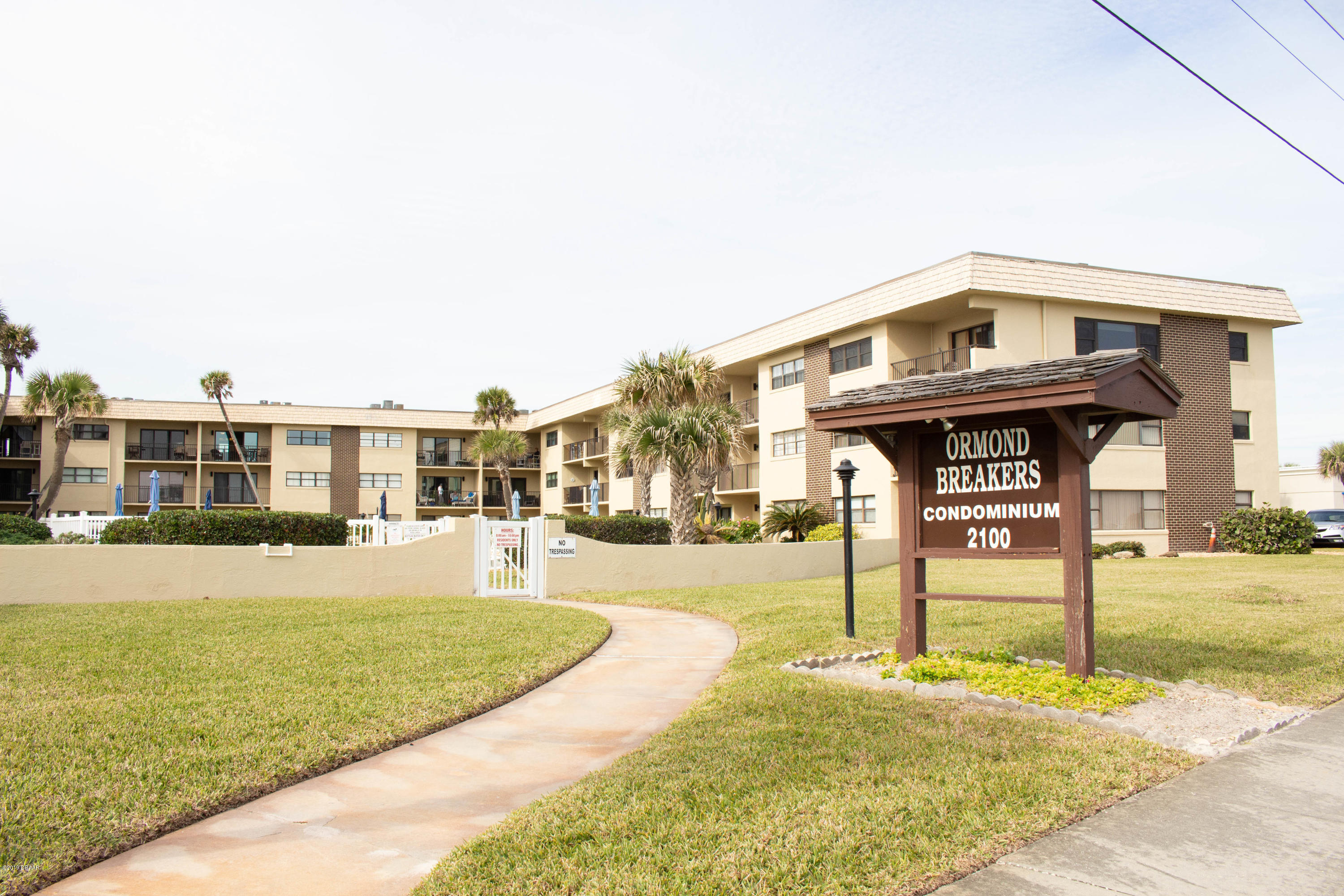 2100  Ocean Shore Boulevard, Ormond-By-The-Sea in Volusia County, FL 32176 Home for Sale