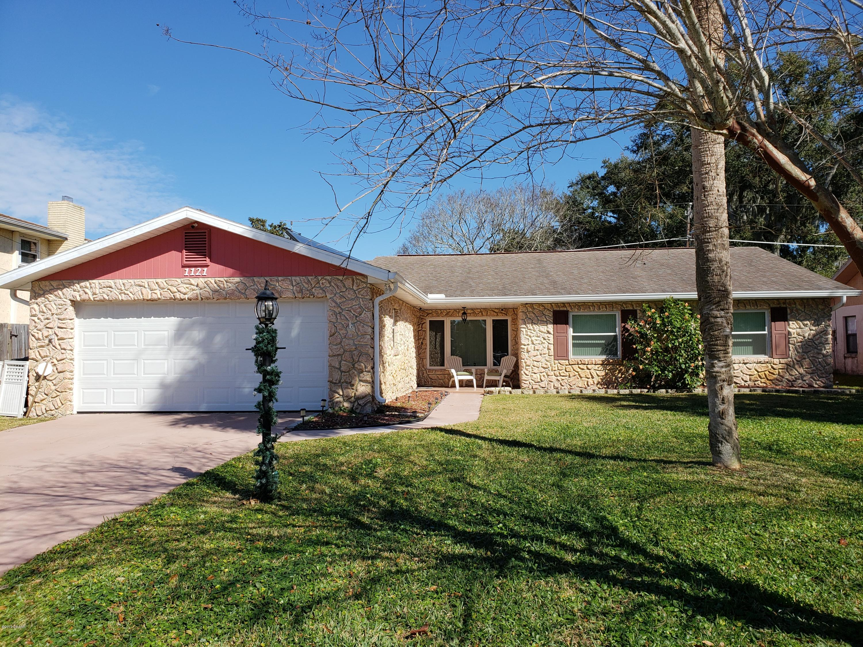 1121  Golfview Drive, Daytona Beach in Volusia County, FL 32114 Home for Sale