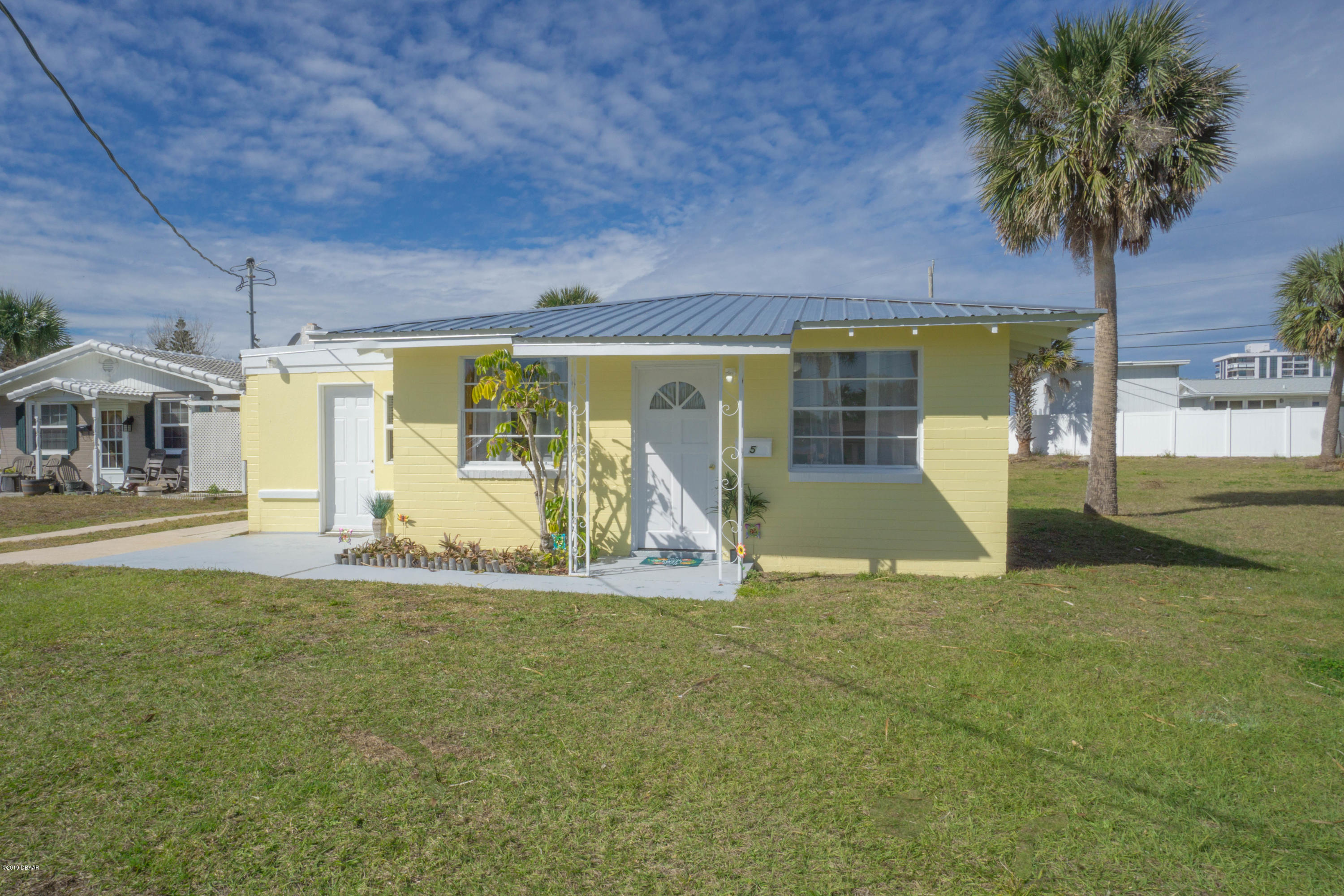 5  Brooks Drive, Ormond-By-The-Sea in Volusia County, FL 32176 Home for Sale