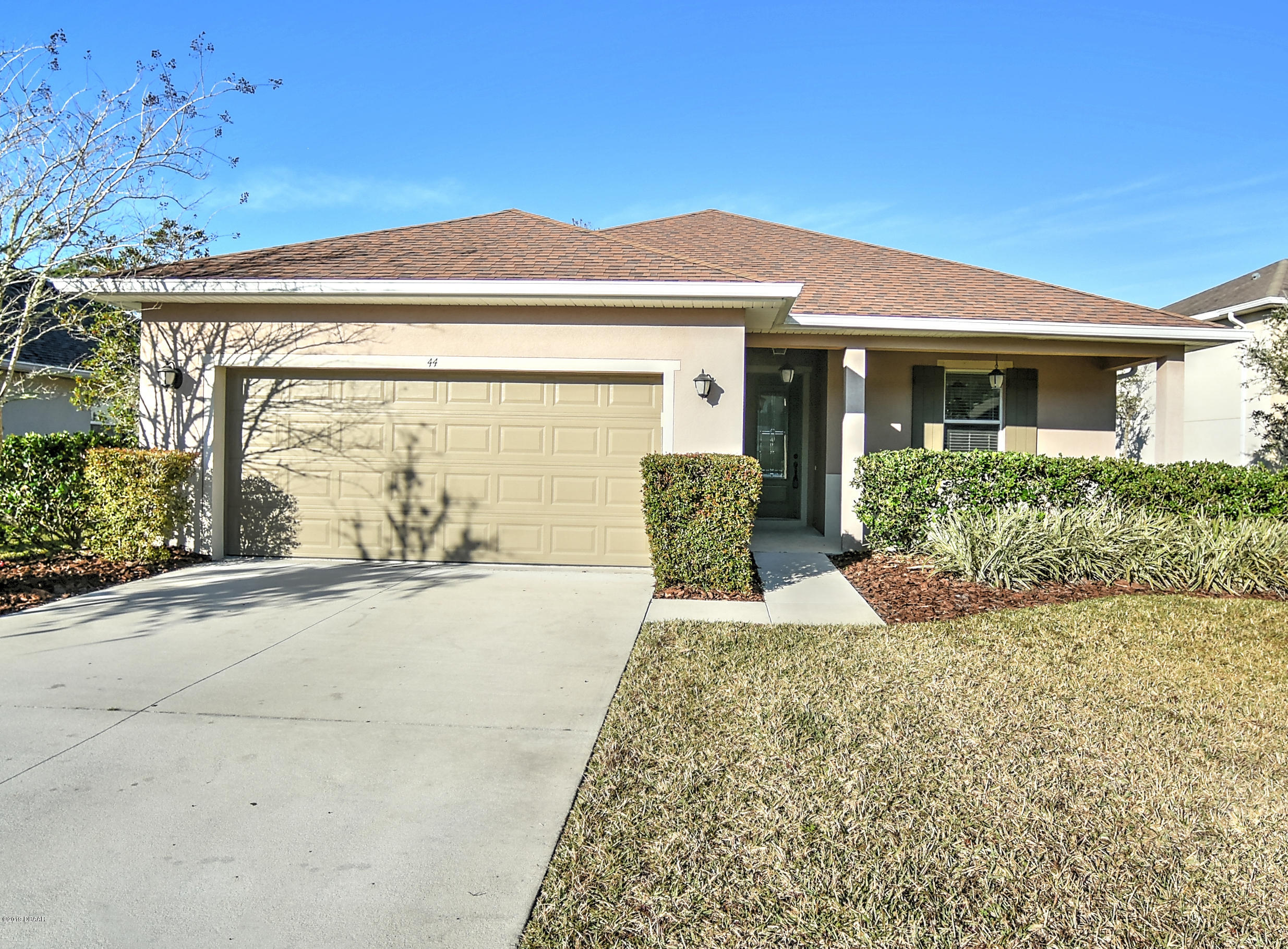 44  Levee Lane, Ormond Beach in Volusia County, FL 32174 Home for Sale