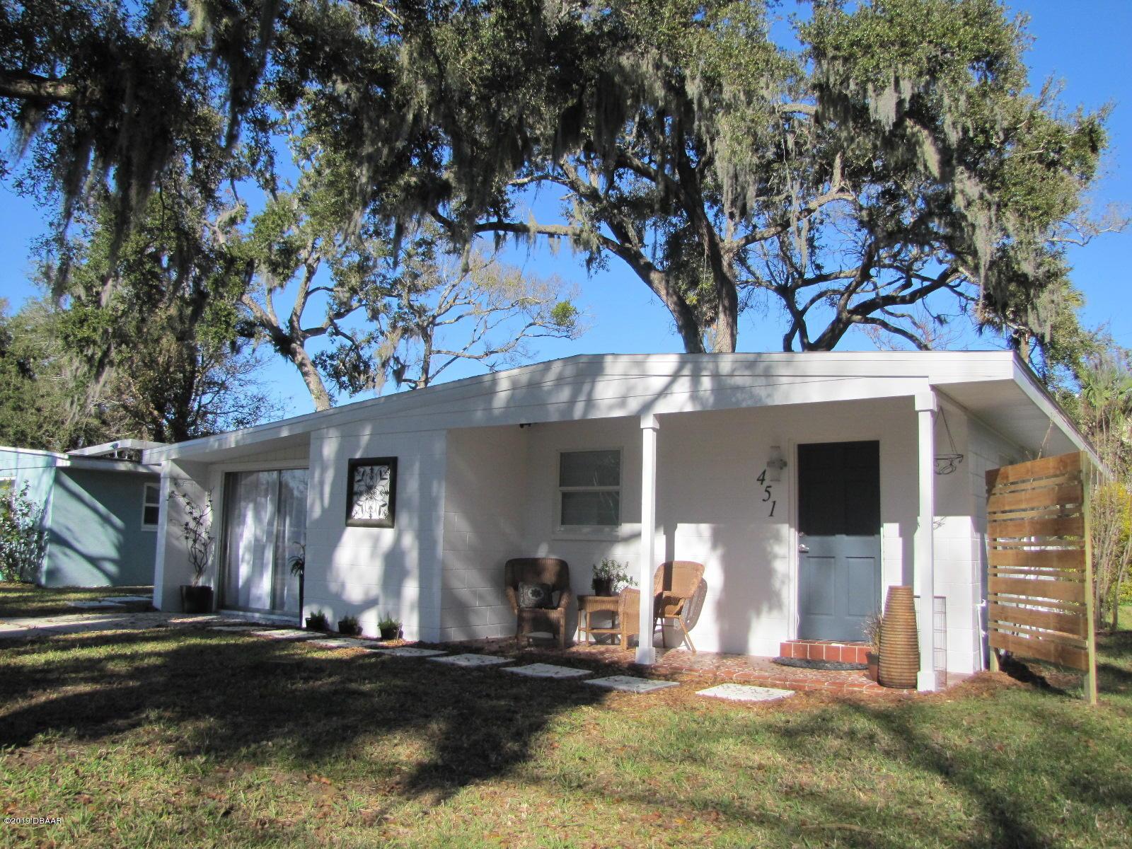 451  Elsie Avenue, Daytona Beach in Volusia County, FL 32117 Home for Sale